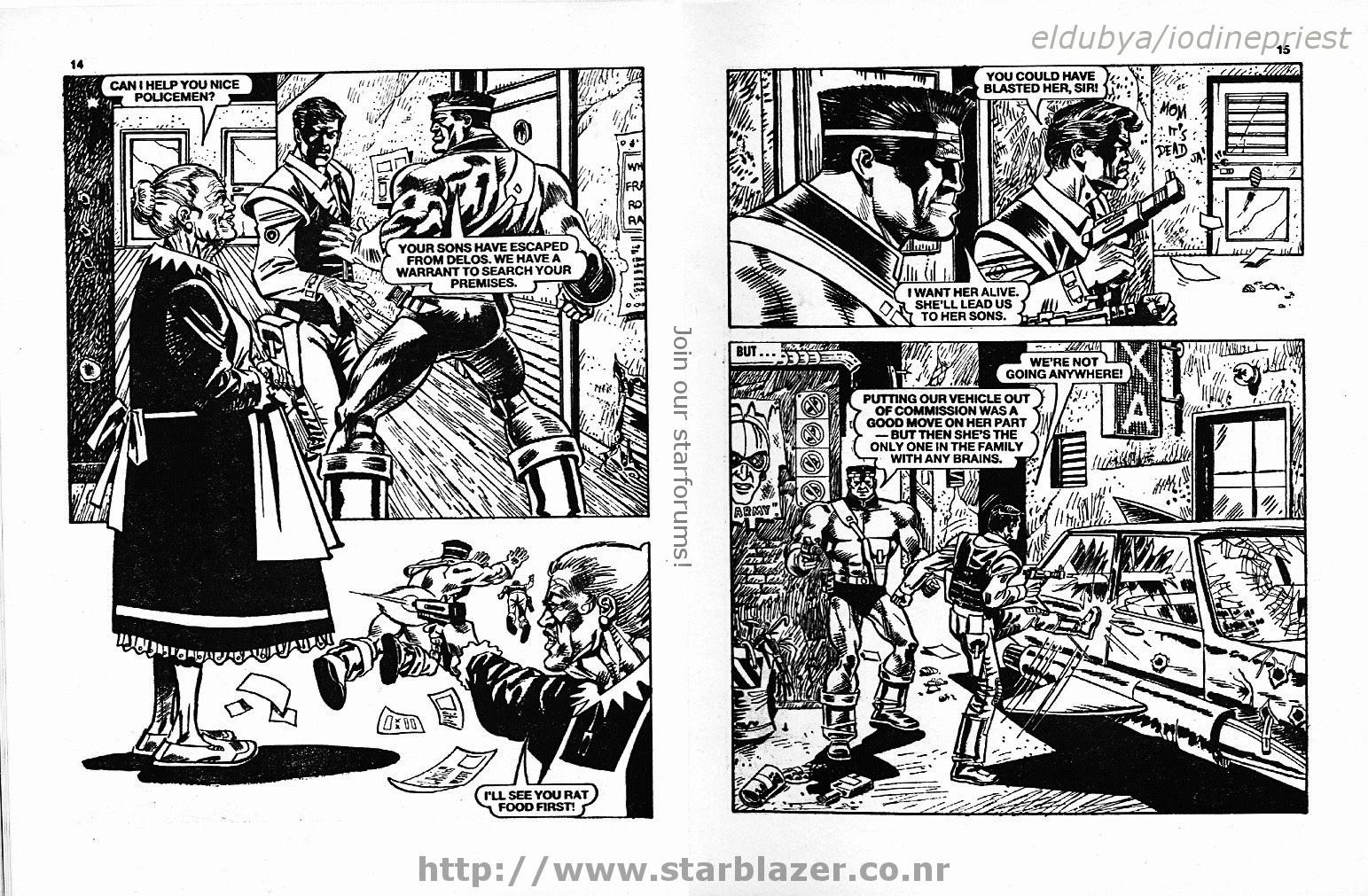 Starblazer issue 280 - Page 9