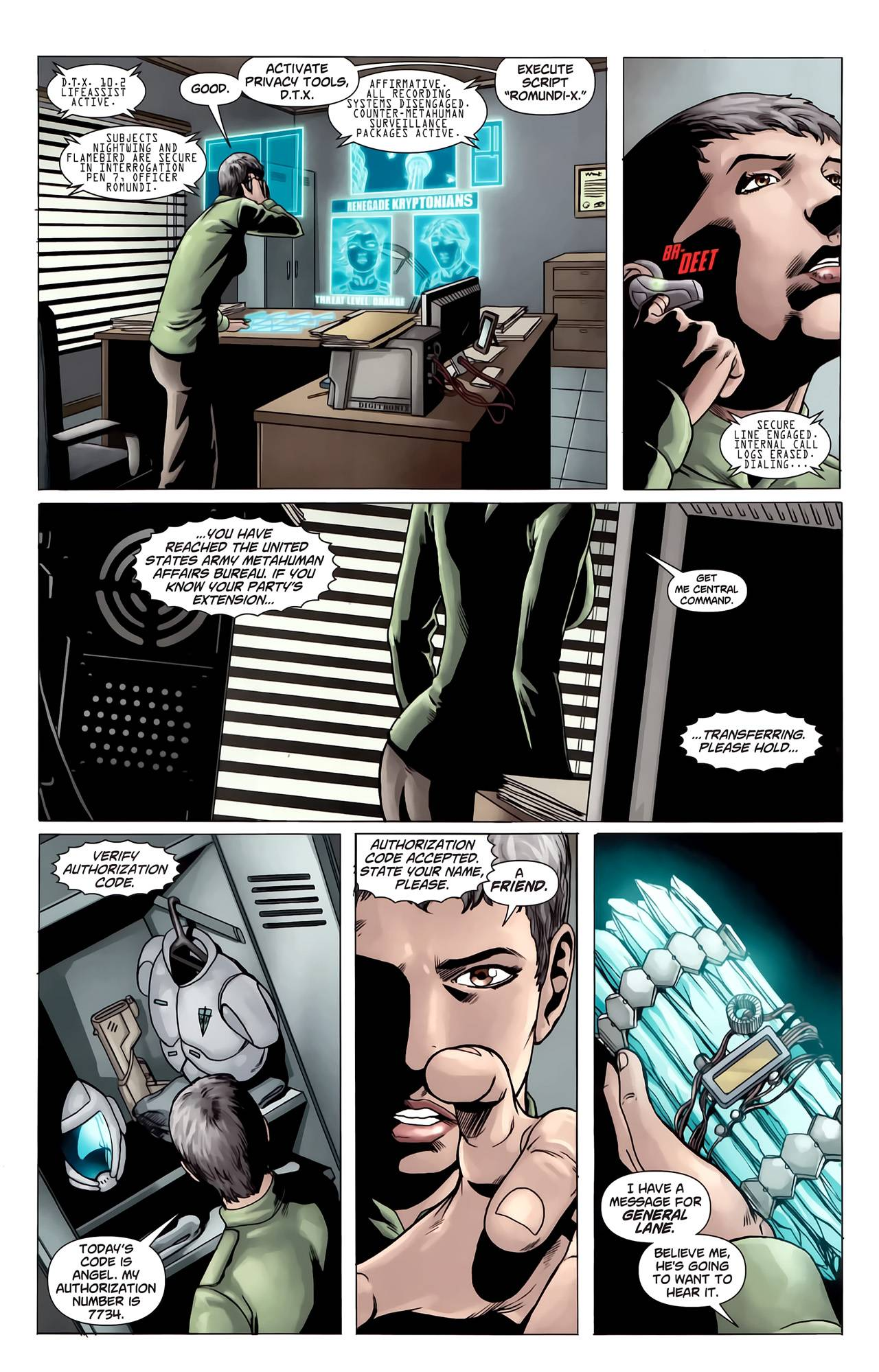 Action Comics (1938) 885 Page 9
