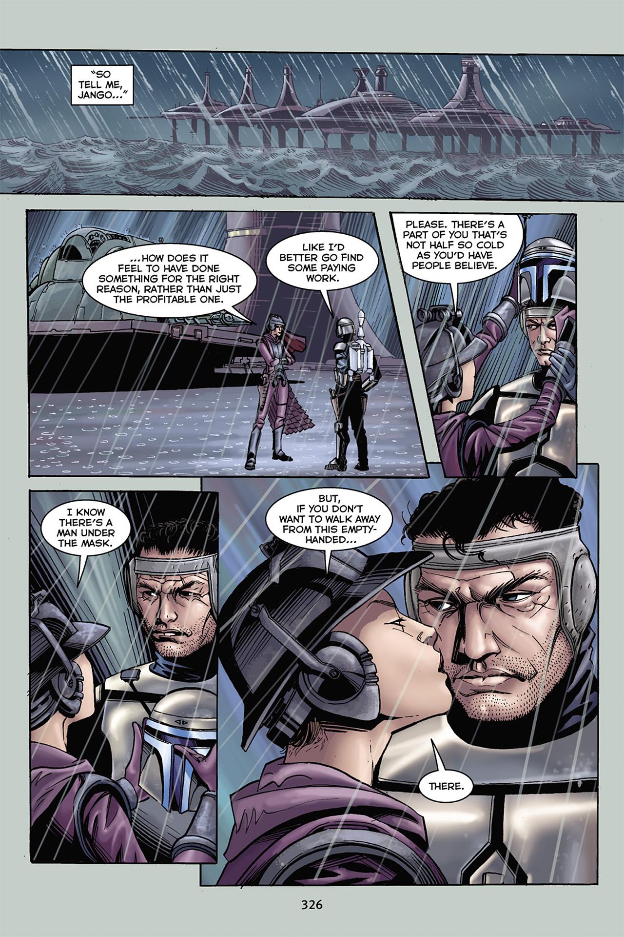 Read online Star Wars Omnibus comic -  Issue # Vol. 10 - 321