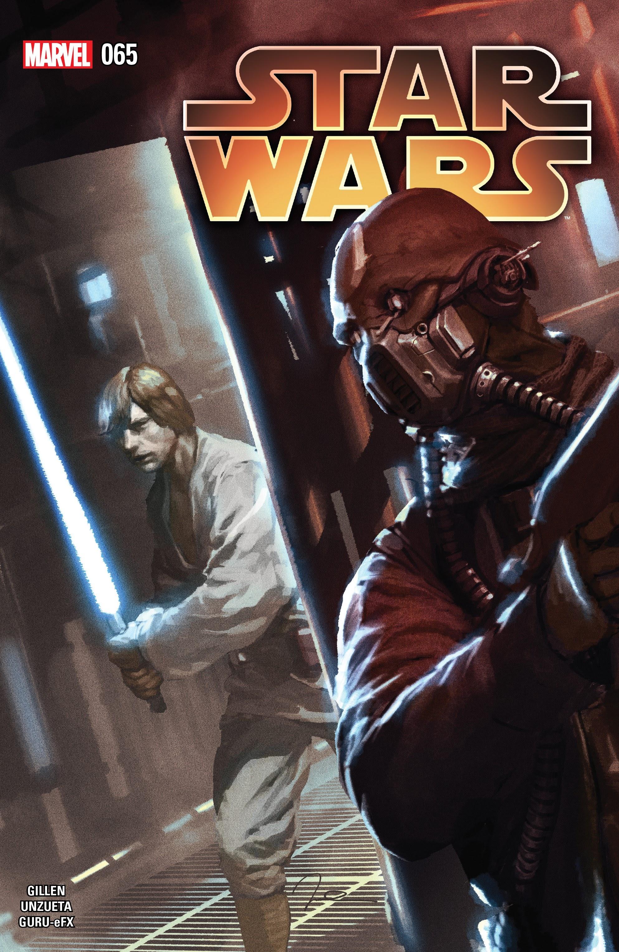 Star Wars (2015) 65 Page 1