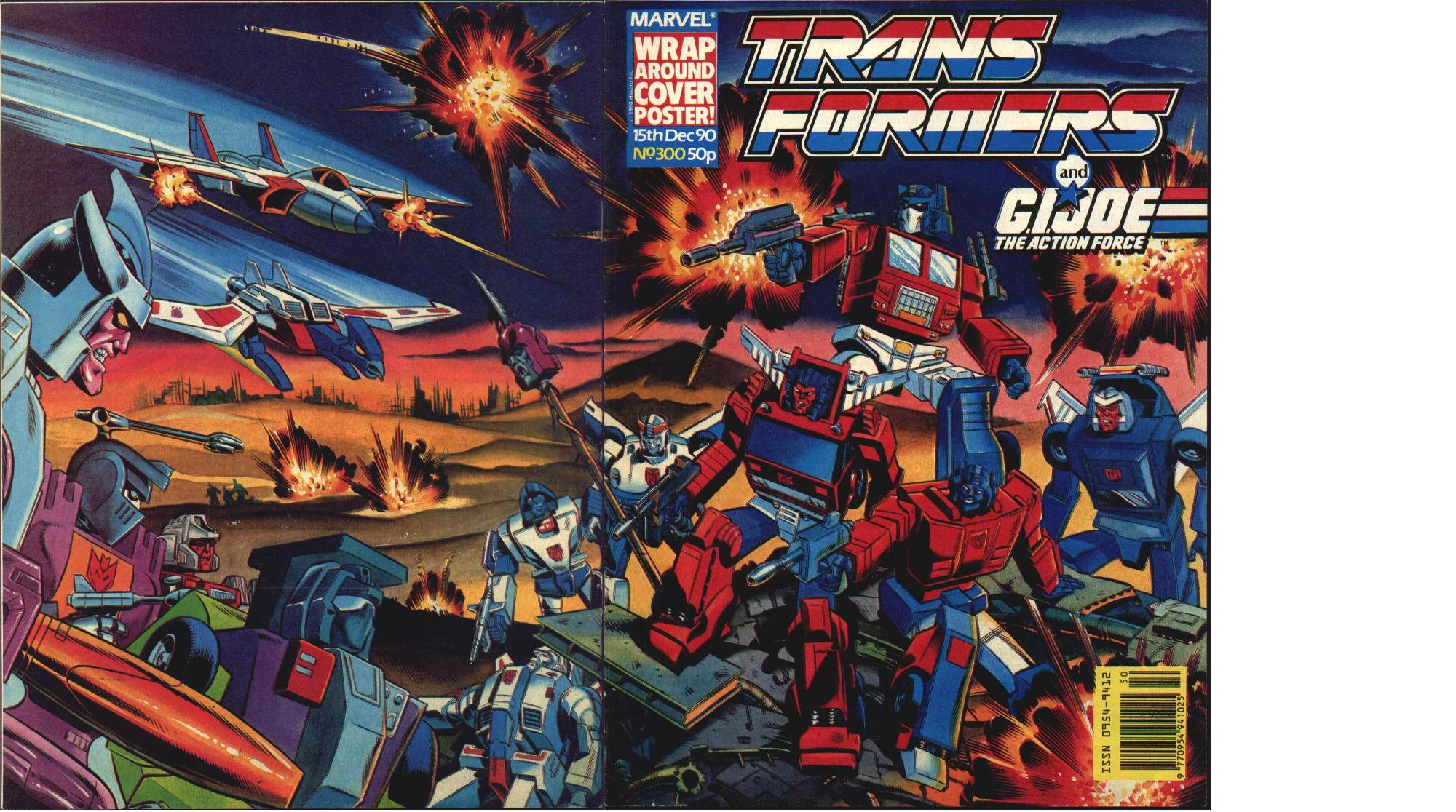 The Transformers (UK) 300 Page 12