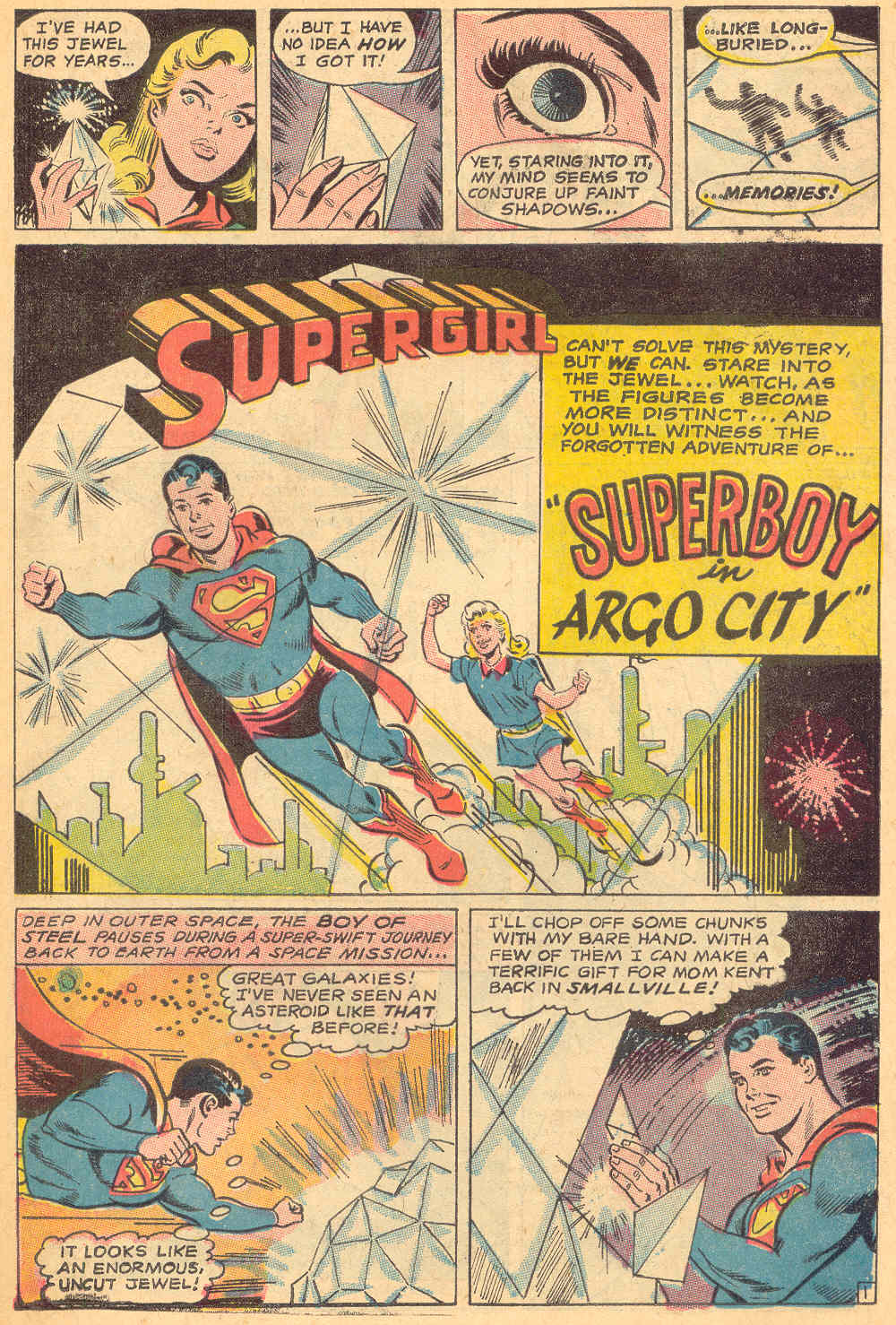 Read online Action Comics (1938) comic -  Issue #358 - 19