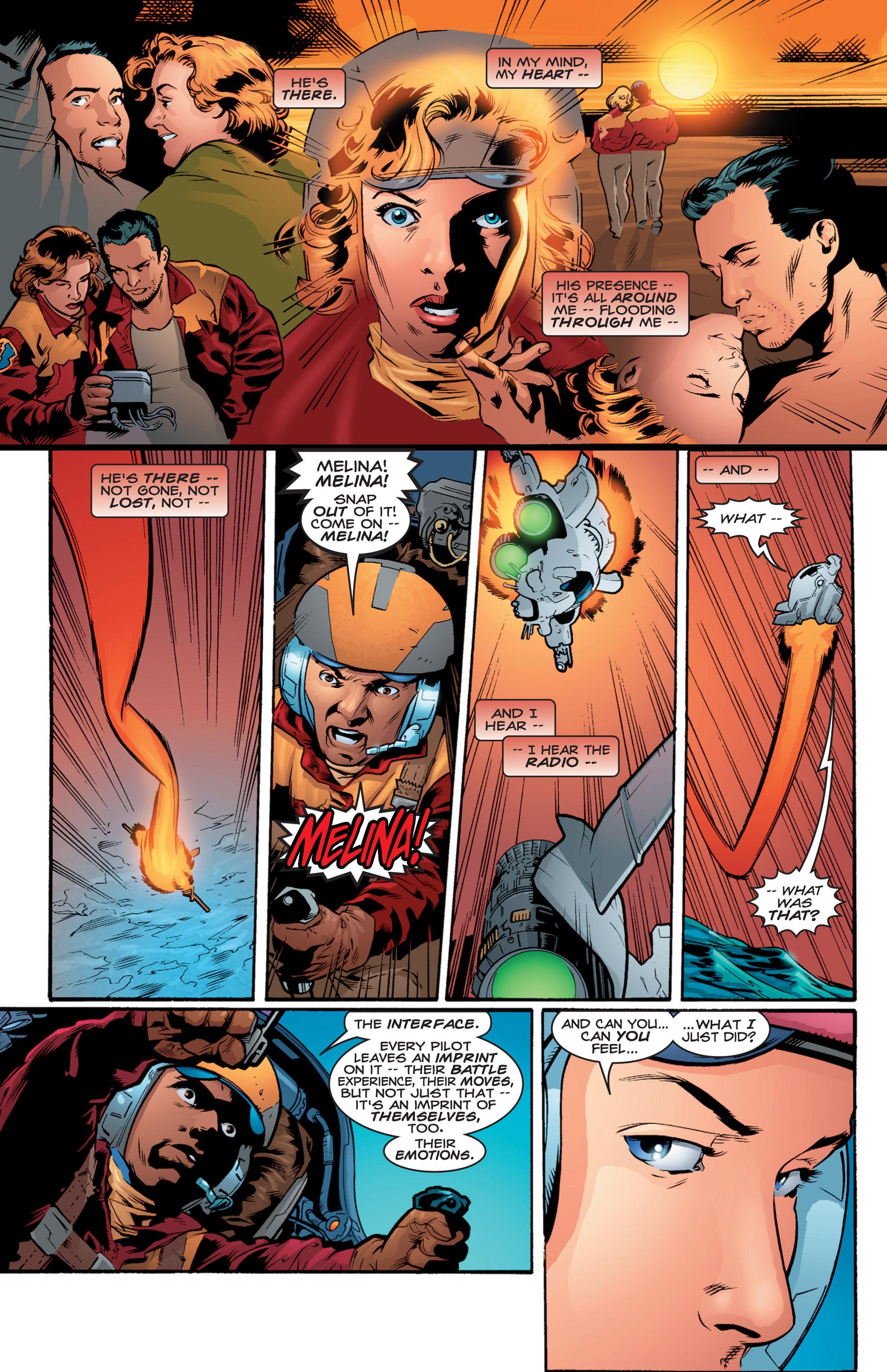 Read online Shockrockets comic -  Issue # TPB - 106