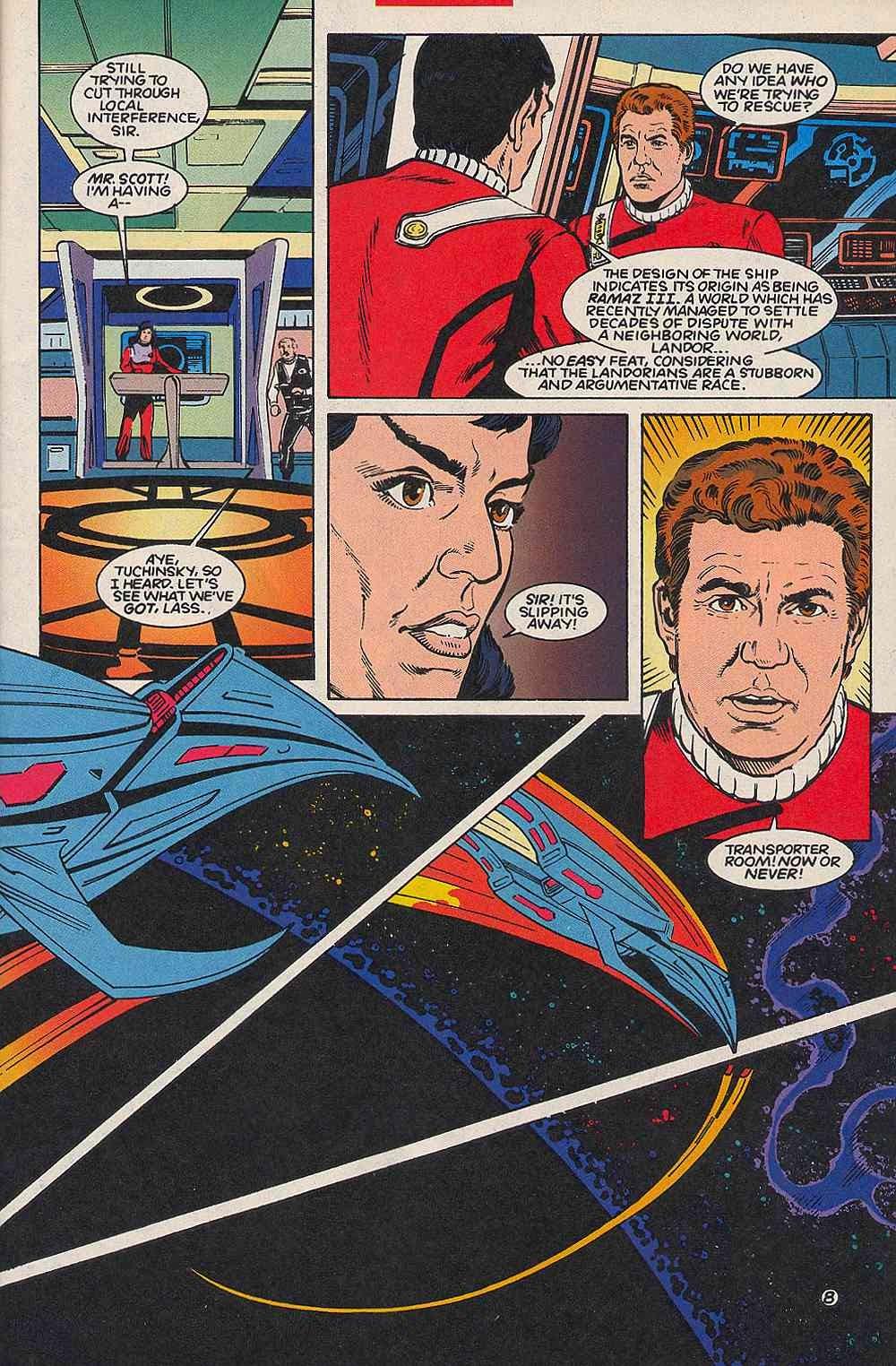 Read online Star Trek (1989) comic -  Issue # _Special 1 - 11
