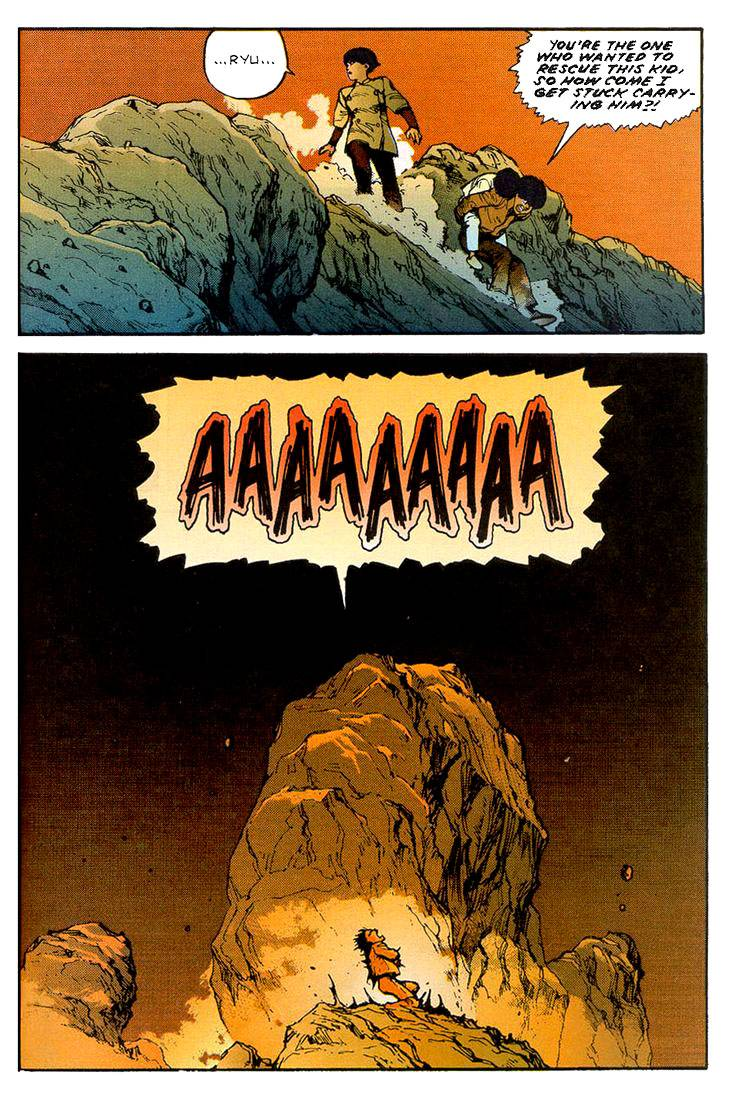 Read online Akira comic -  Issue #11 - 70
