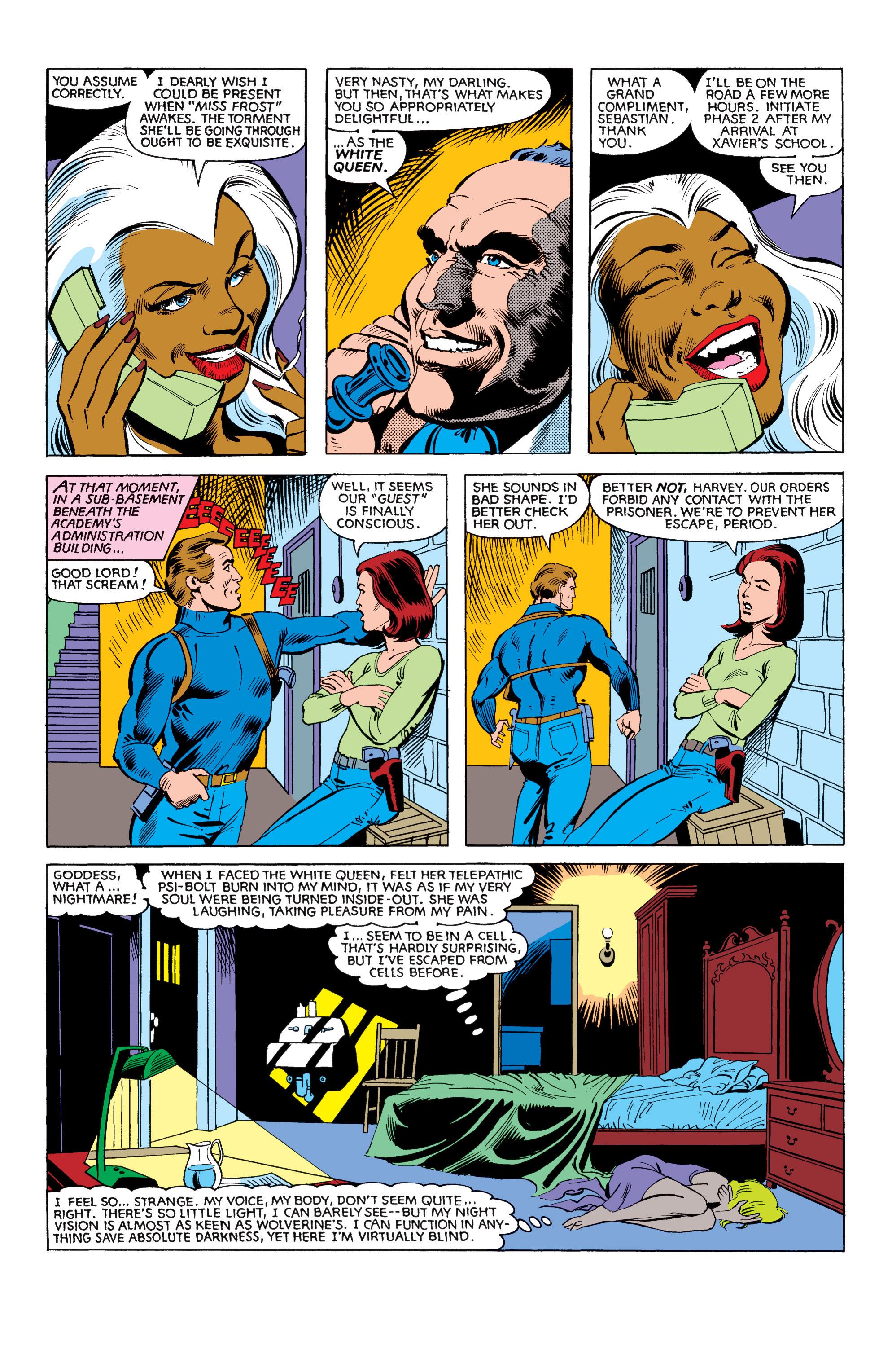 Read online Uncanny X-Men (1963) comic -  Issue #151 - 13