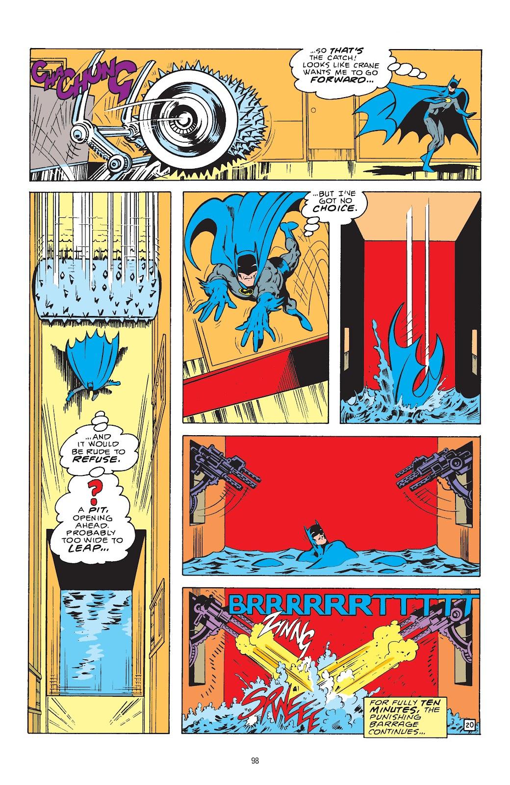 Read online Detective Comics (1937) comic -  Issue # _TPB Batman - The Dark Knight Detective 1 (Part 1) - 98