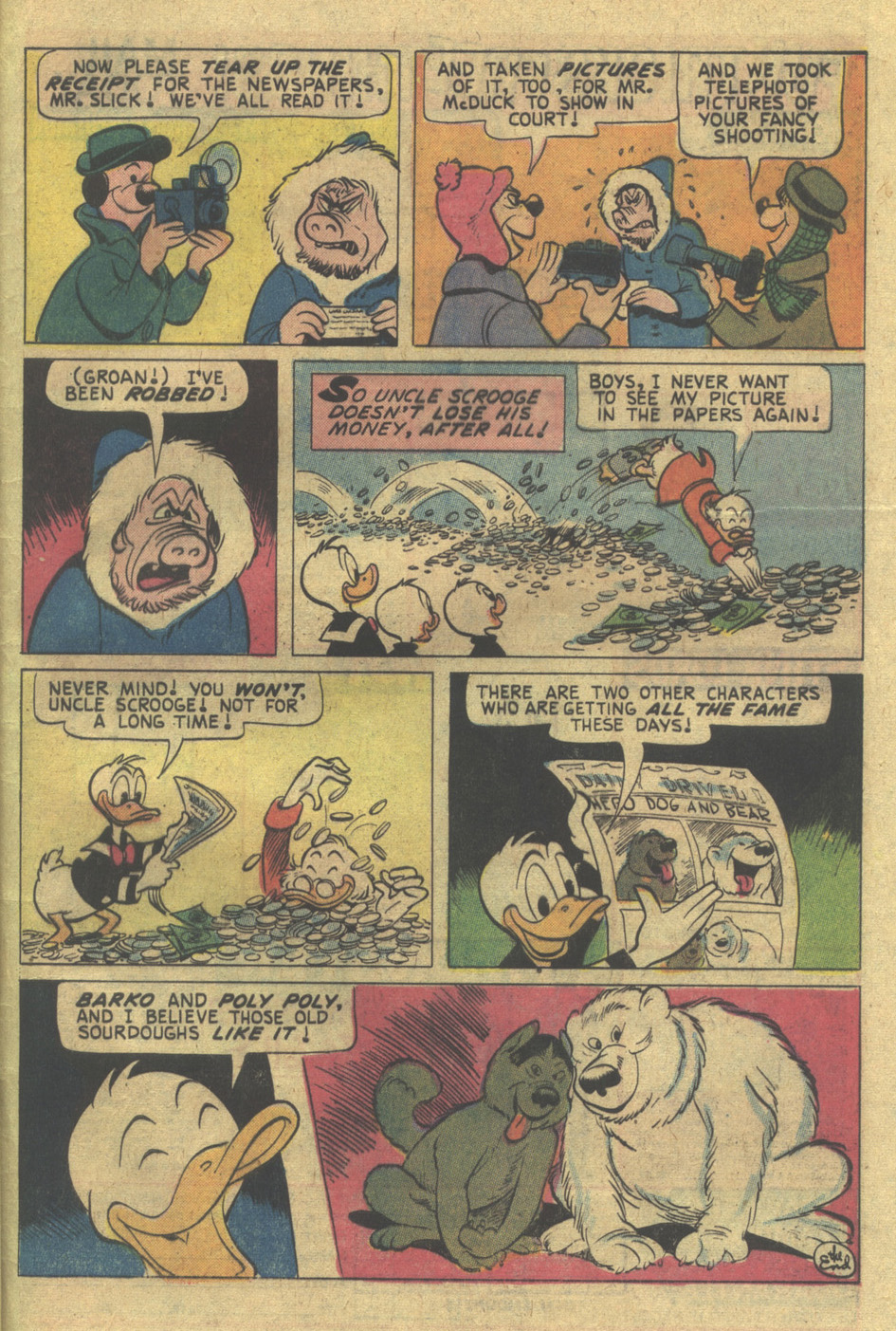Read online Uncle Scrooge (1953) comic -  Issue #124 - 33
