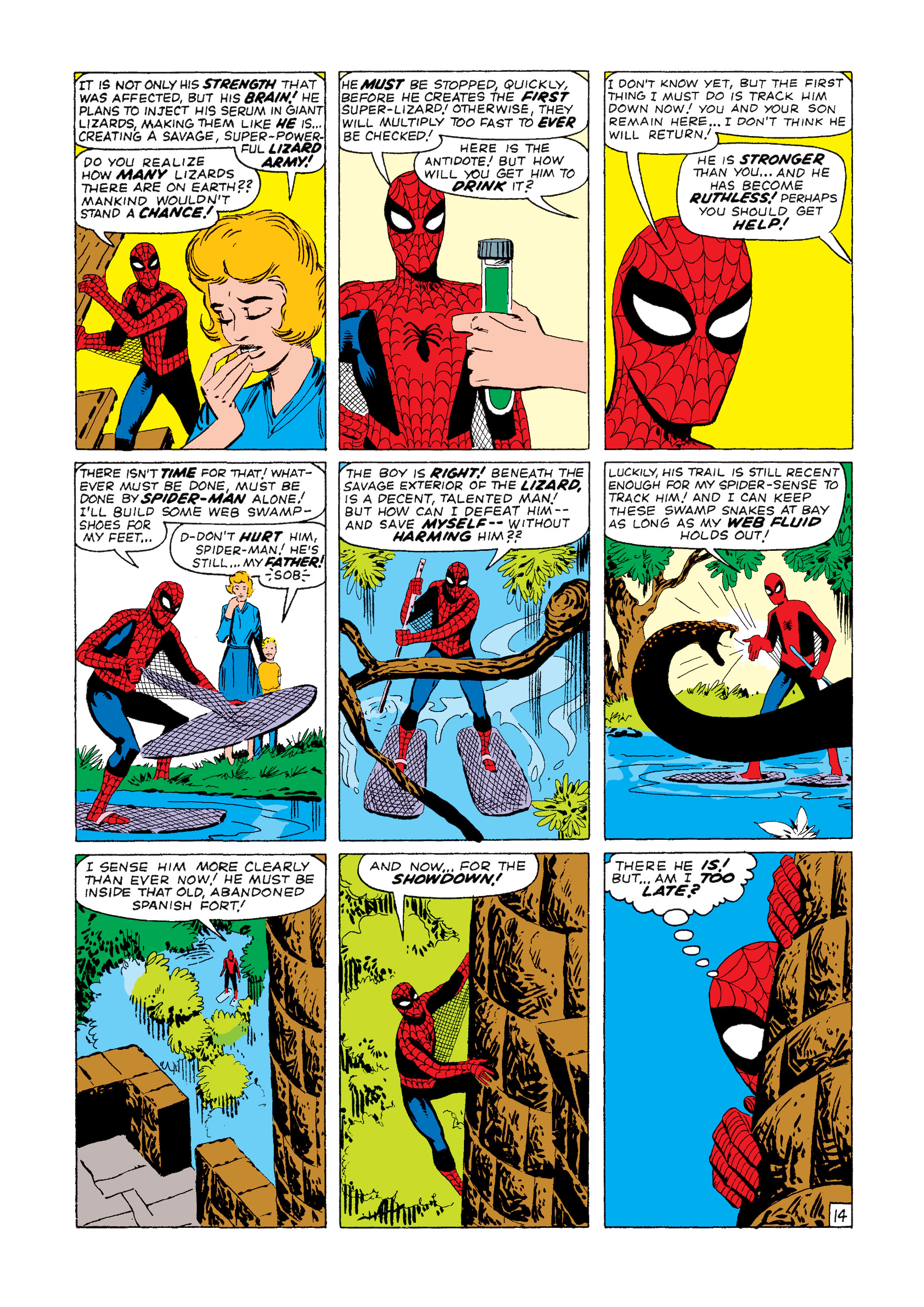 The Amazing Spider-Man (1963) 6 Page 14