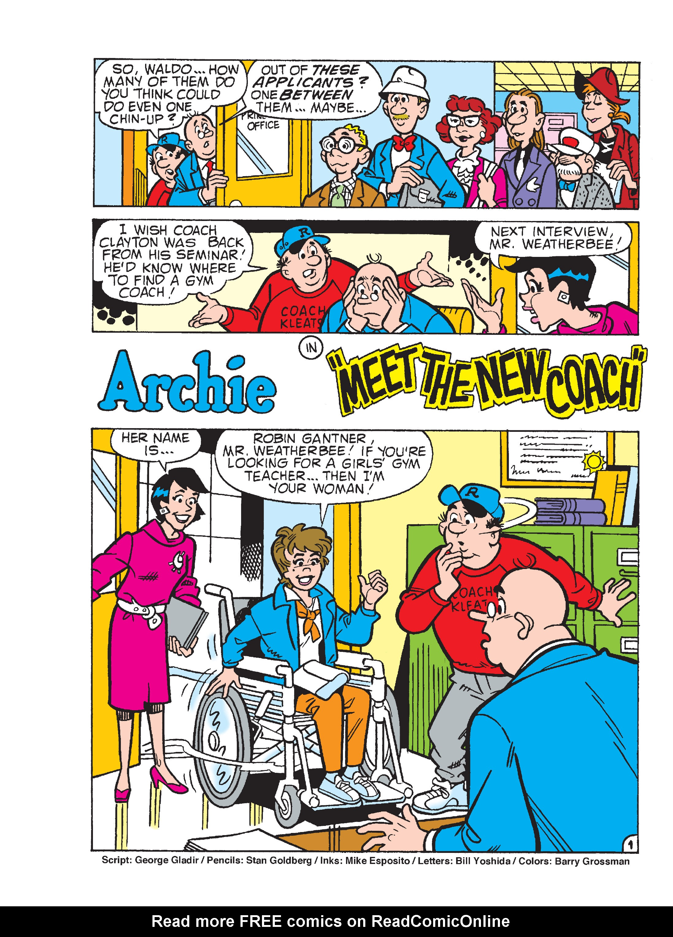Read online World of Archie Double Digest comic -  Issue #55 - 158