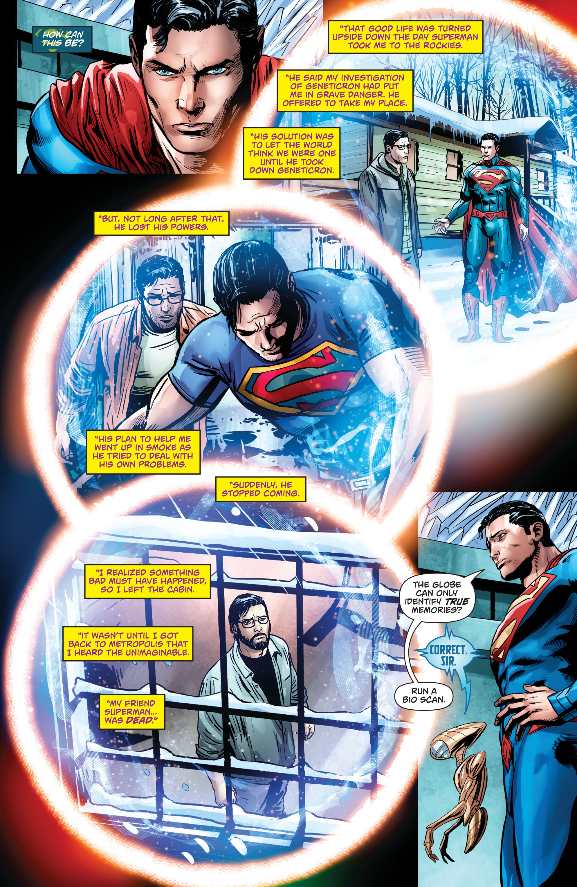 Read online Action Comics (2016) comic -  Issue #964 - 13