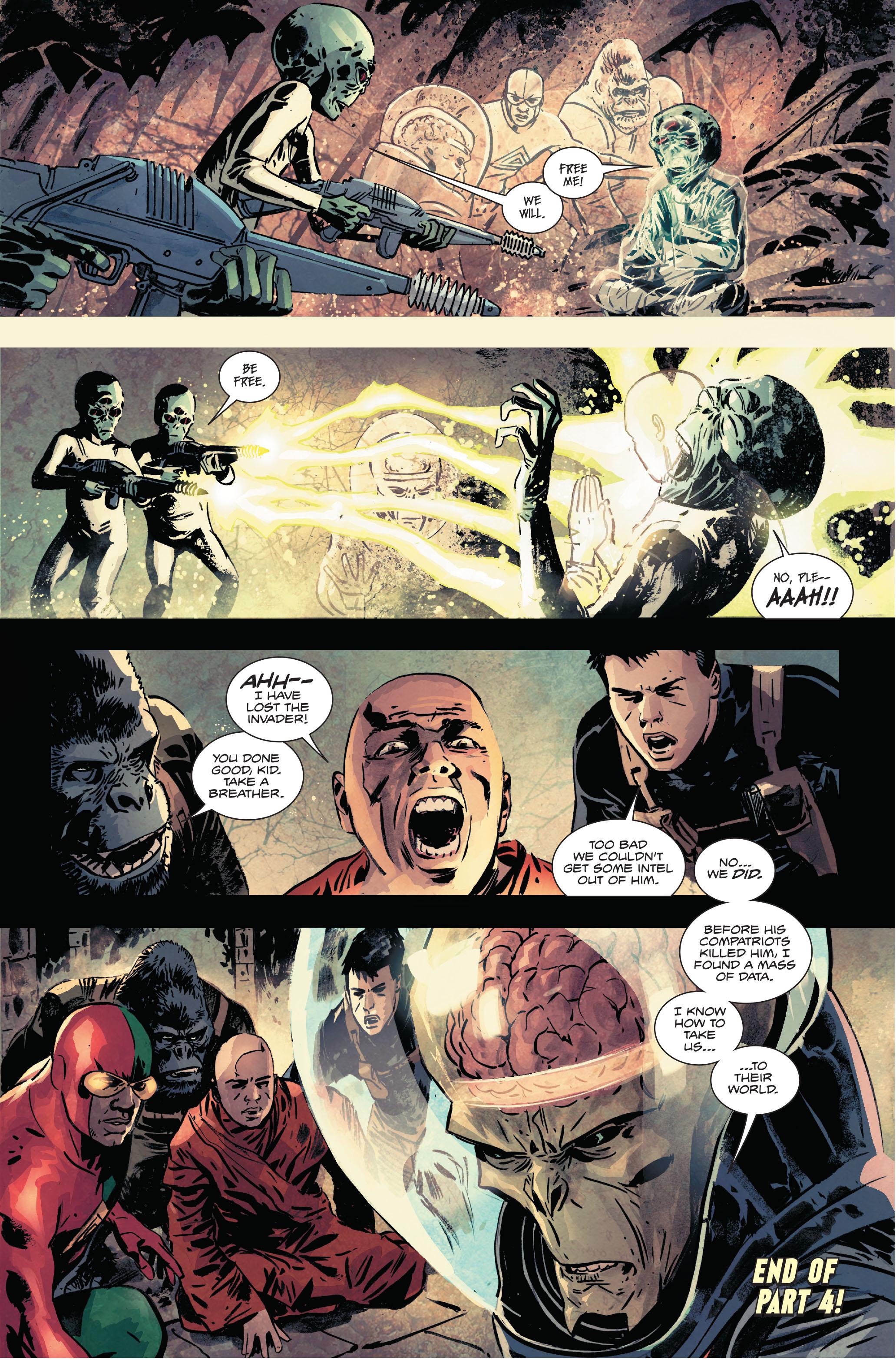 Read online Atlas comic -  Issue #4 - 15