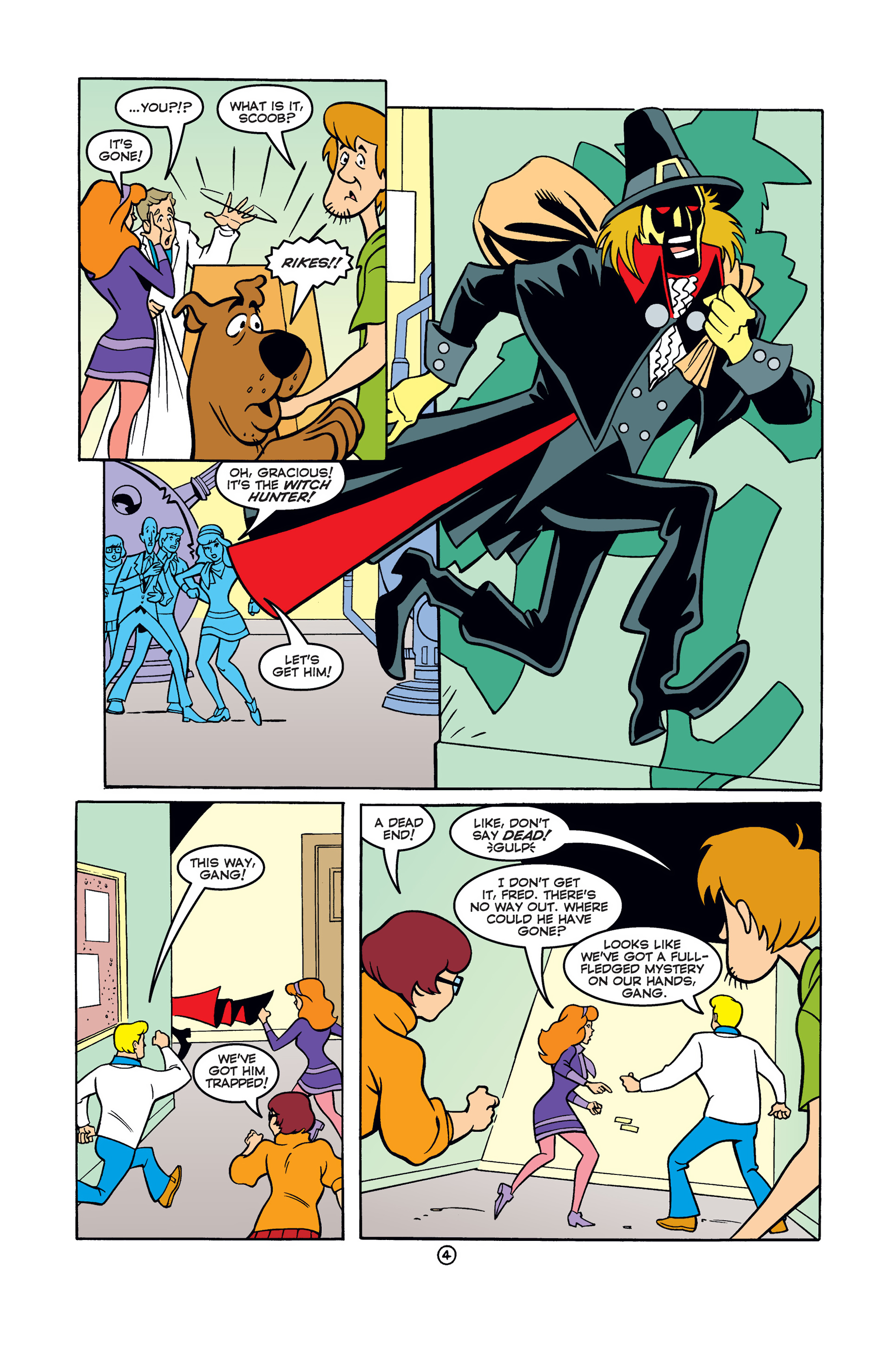 Read online Scooby-Doo (1997) comic -  Issue #42 - 15