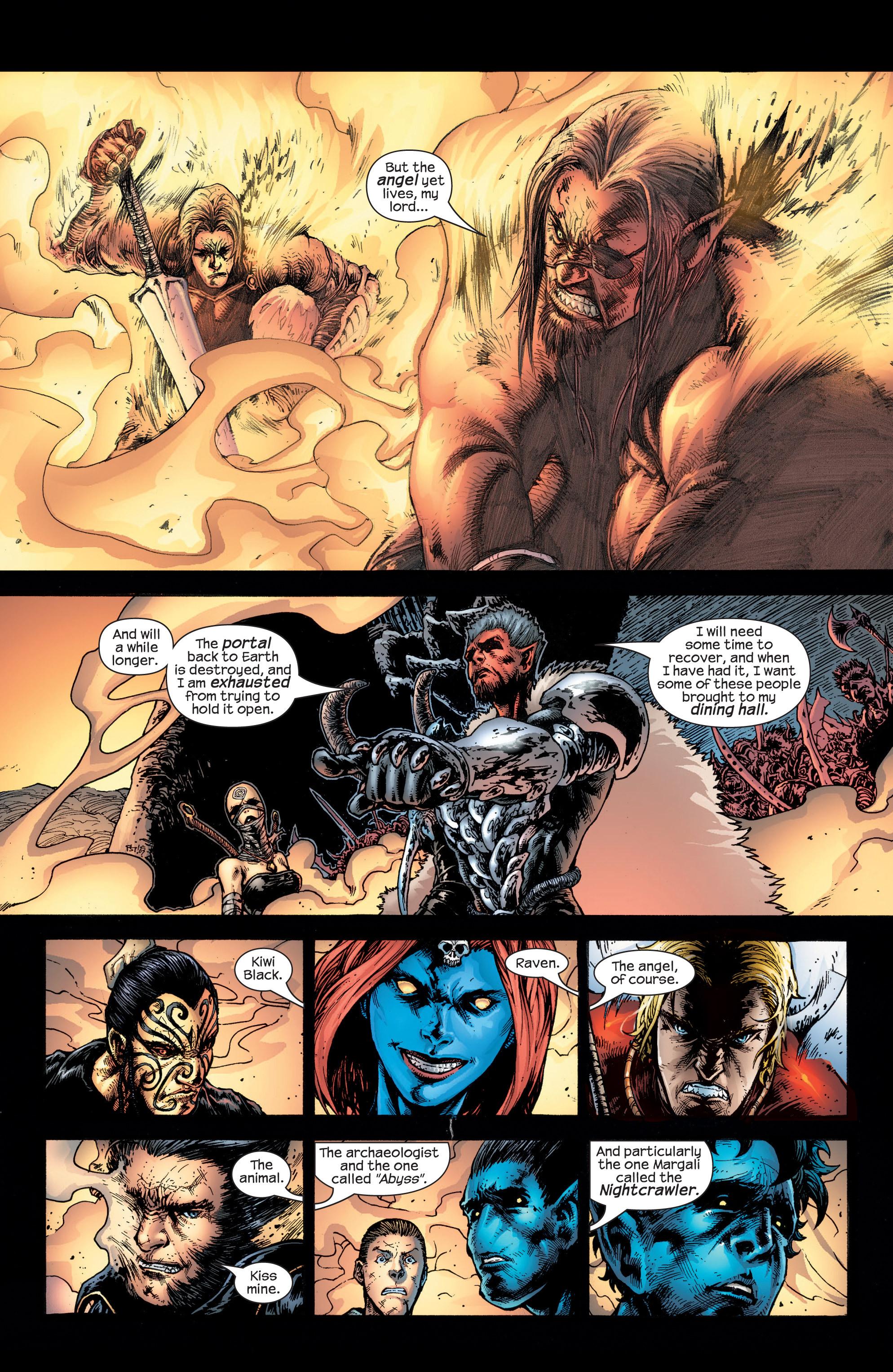 Read online Uncanny X-Men (1963) comic -  Issue #432 - 6
