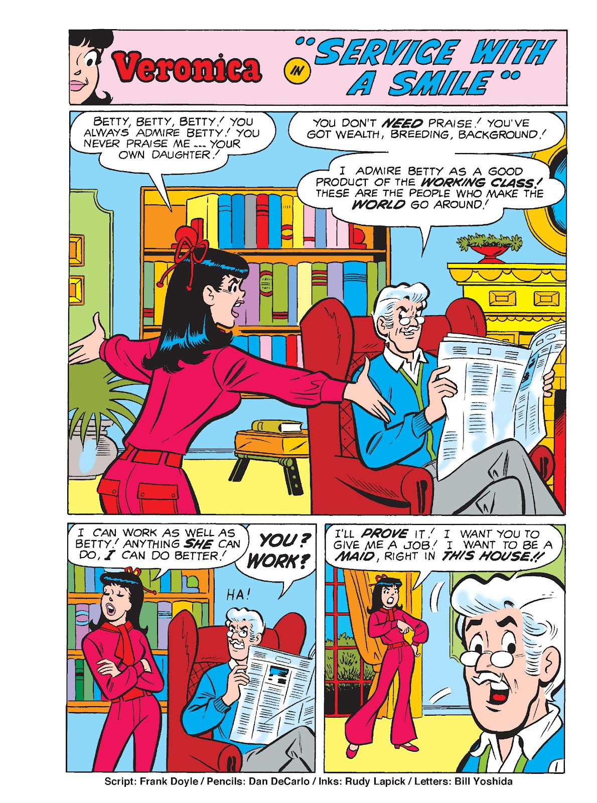 Betty and Veronica Double Digest issue 291 - Page 57
