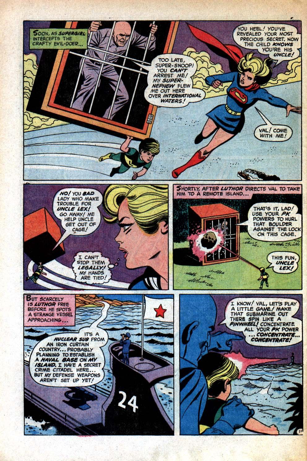 Read online Adventure Comics (1938) comic -  Issue #387 - 32