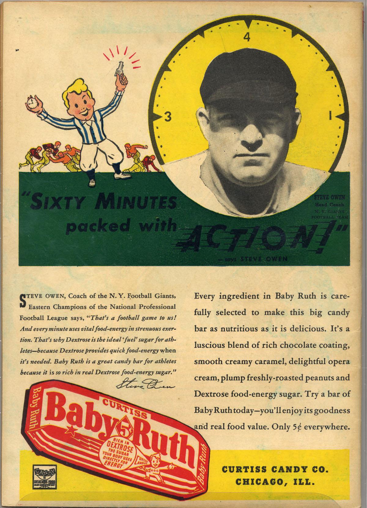 Read online Adventure Comics (1938) comic -  Issue #59 - 70