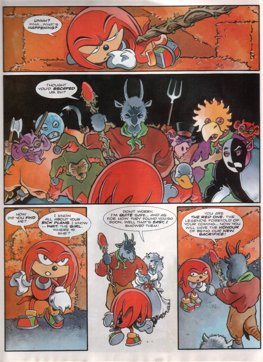 Read online Sonic the Comic comic -  Issue #85 - 15