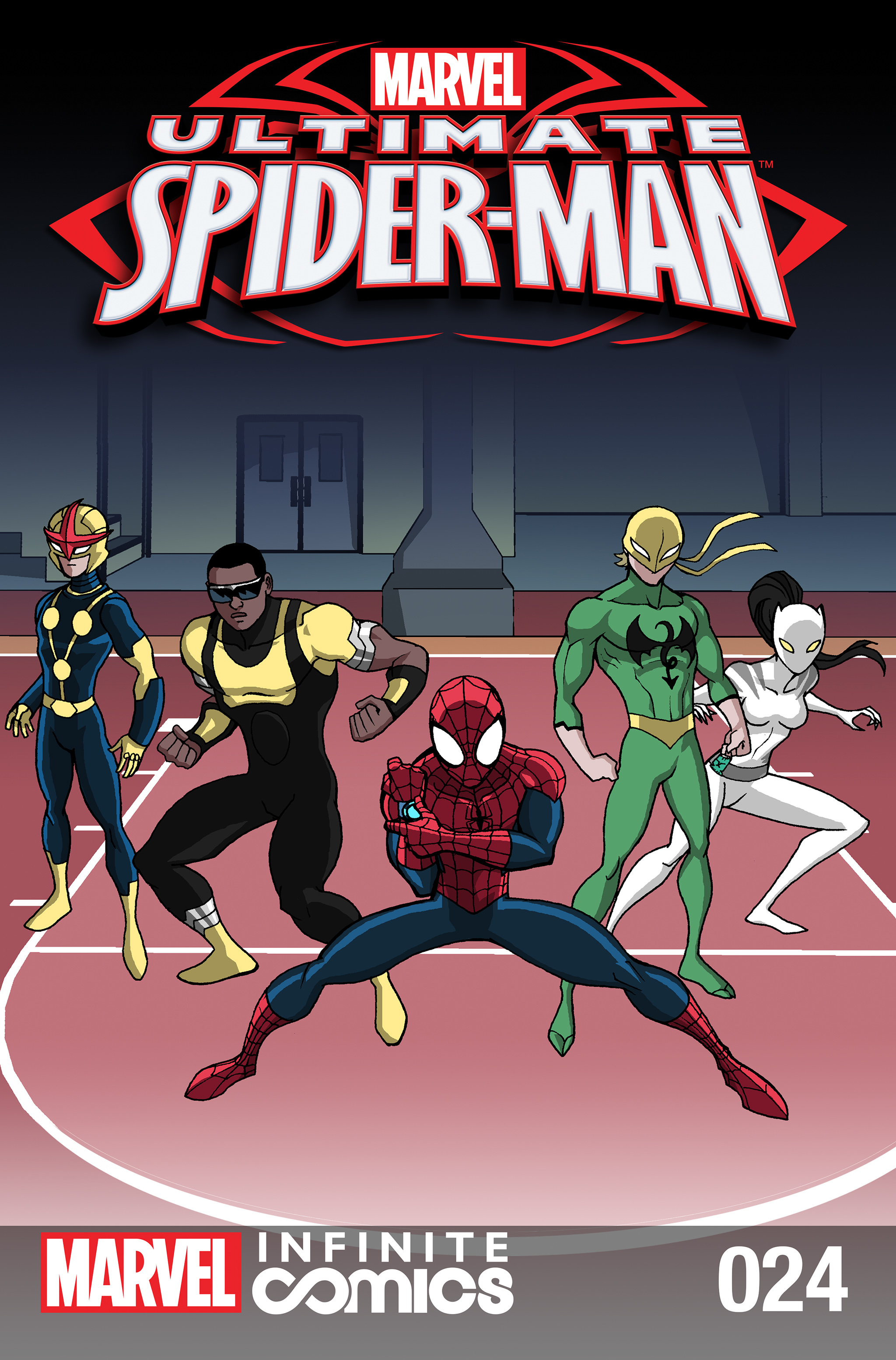 Read online Ultimate Spider-Man (Infinite Comics) (2015) comic -  Issue #24 - 1