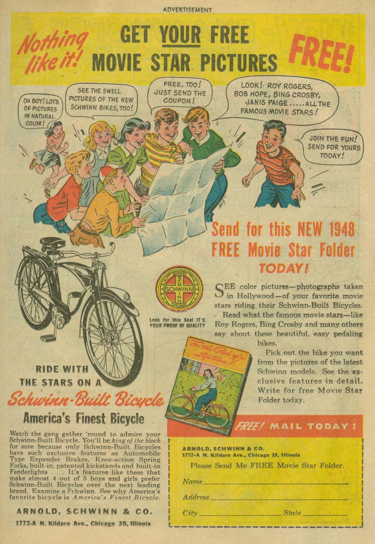 Read online Adventure Comics (1938) comic -  Issue #130 - 22