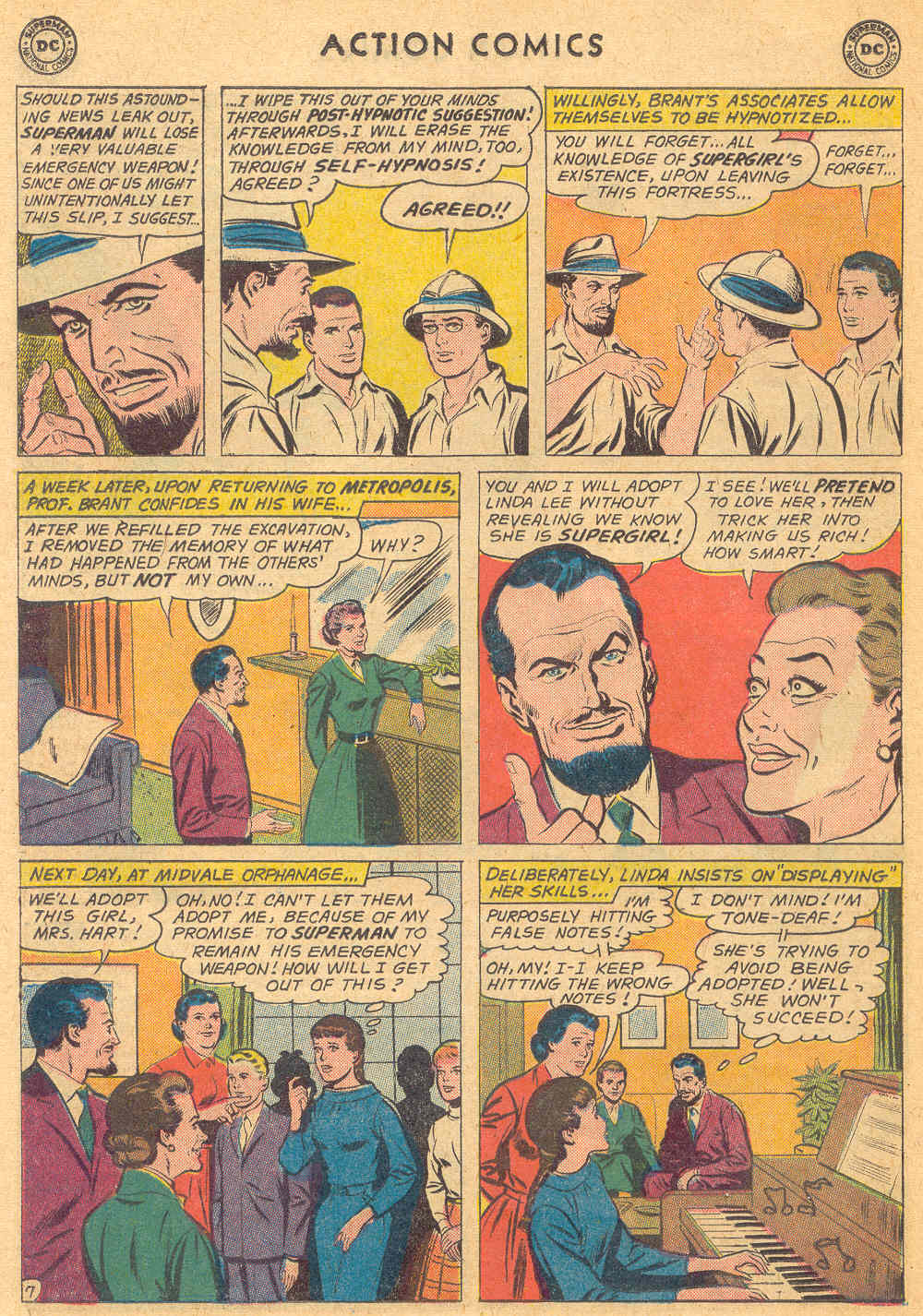 Read online Action Comics (1938) comic -  Issue #271 - 26