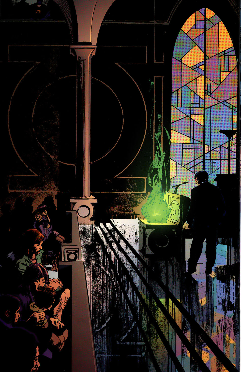 Read online Green Lantern: Legacy: The Last Will and Testament of Hal Jordan comic -  Issue # TPB - 11