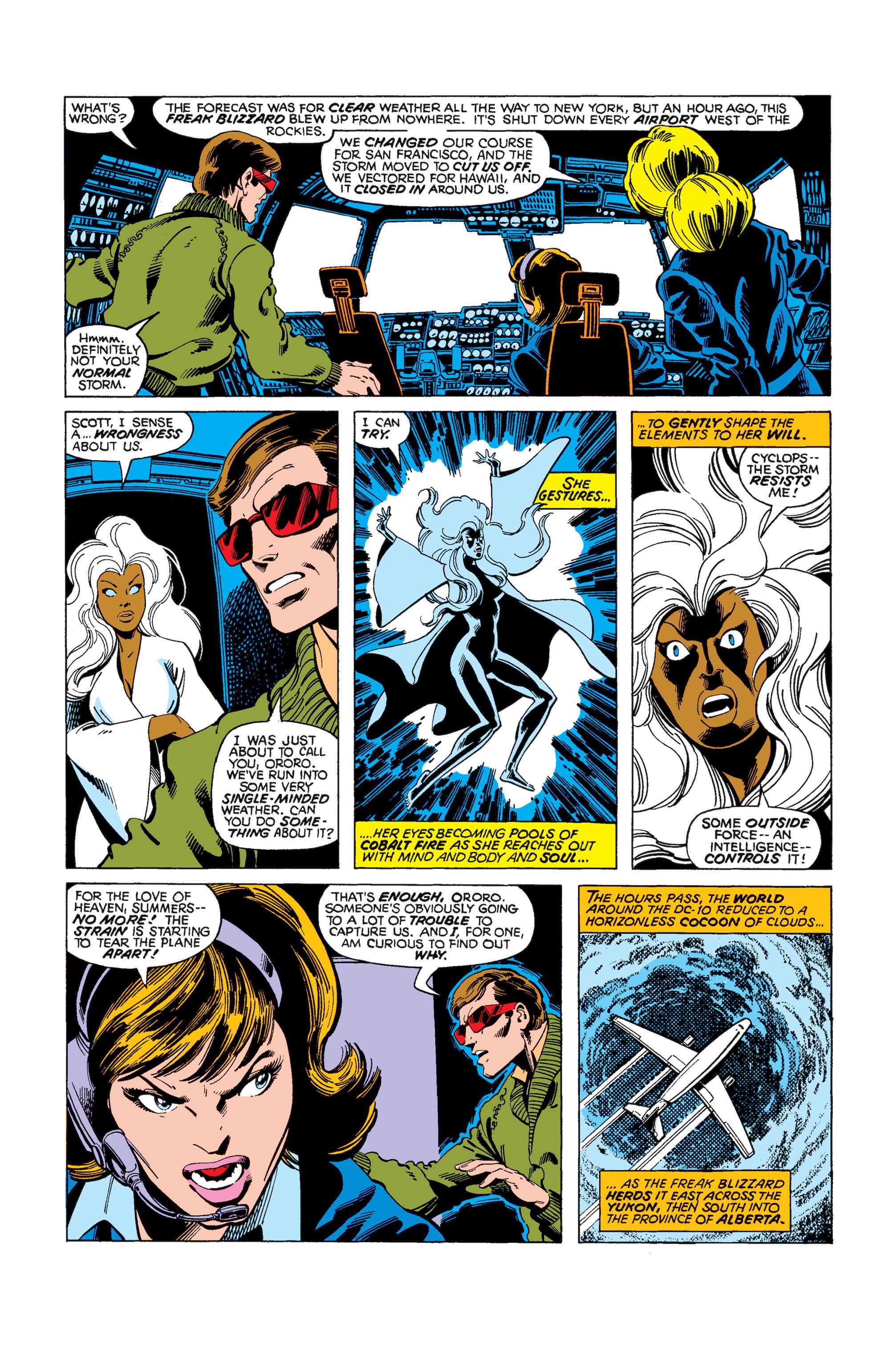 Uncanny X-Men (1963) 120 Page 5