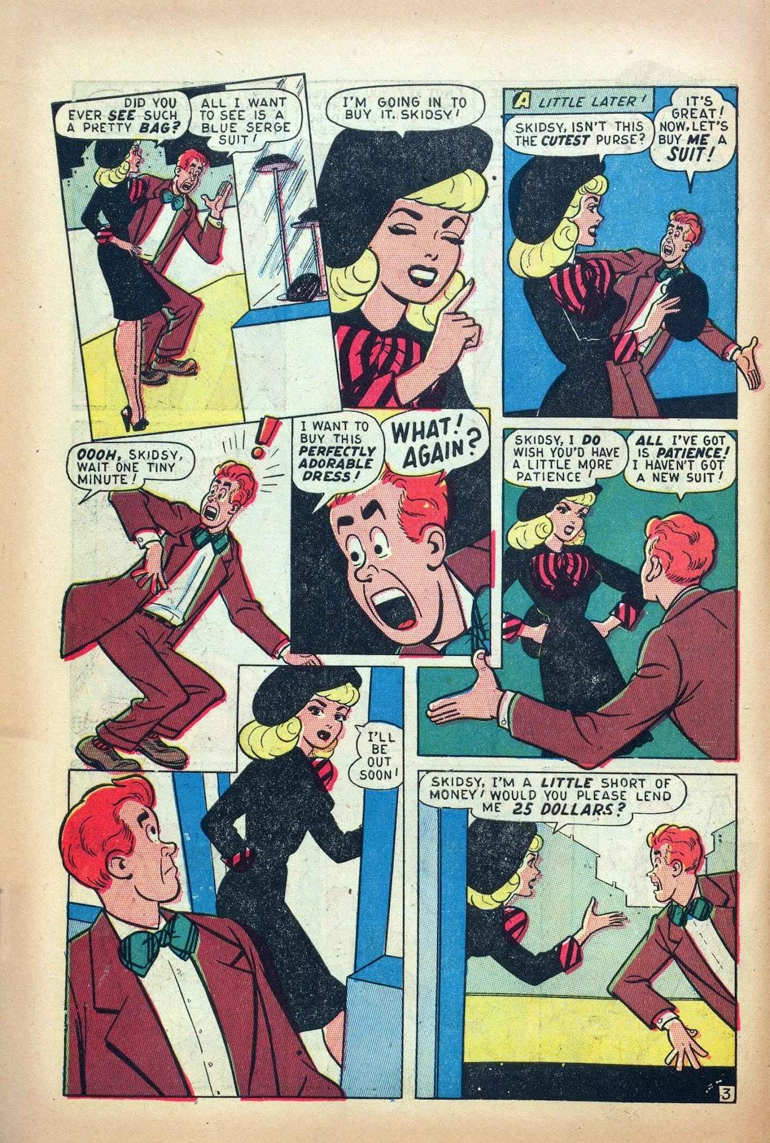Tessie the Typist issue 16 - Page 12