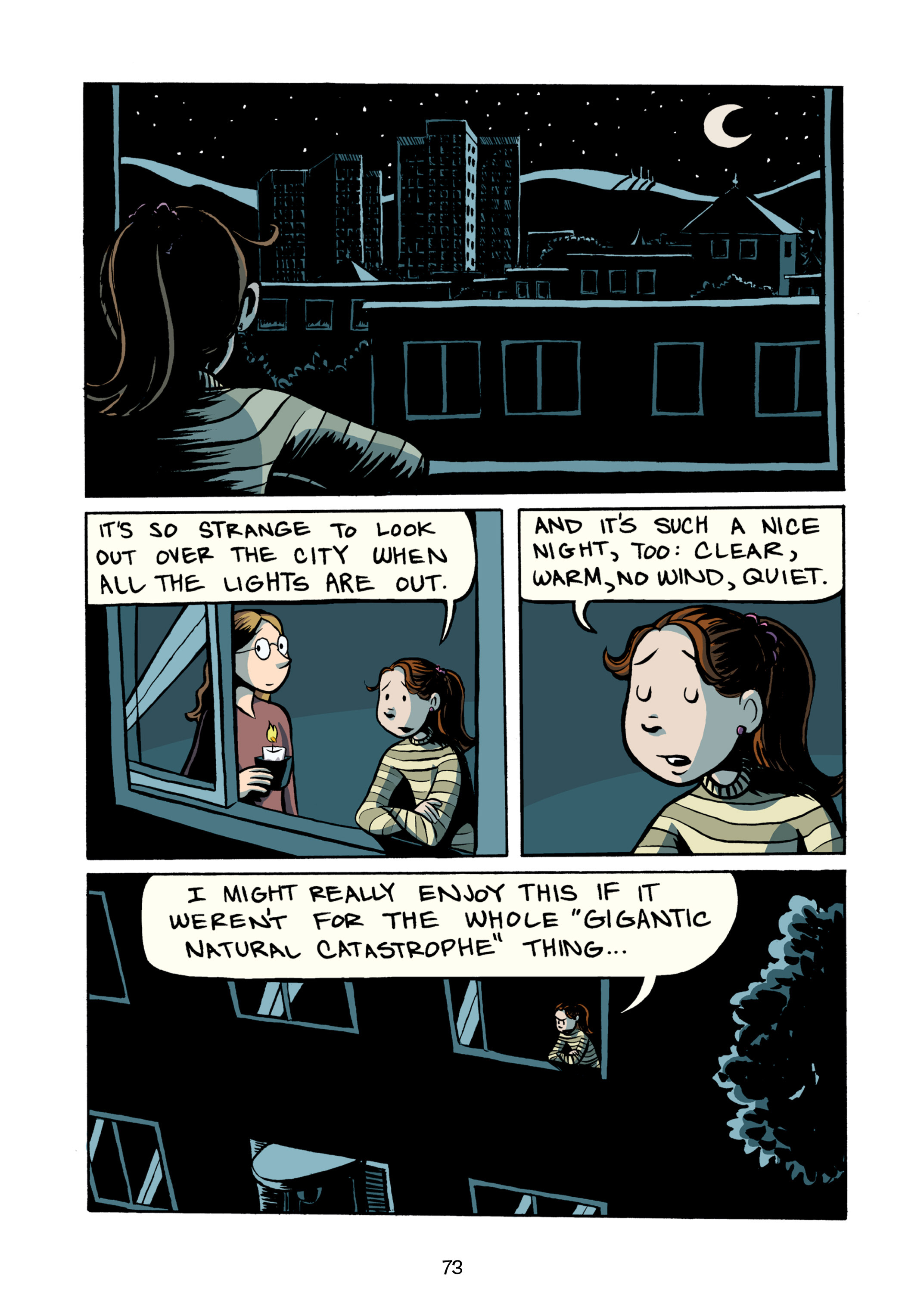 Read online Smile comic -  Issue # TPB - 79