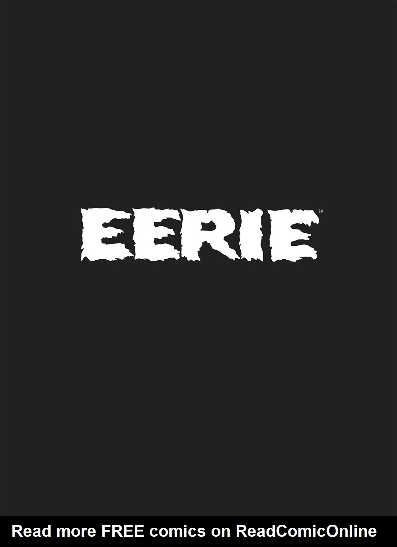 Read online Eerie Archives comic -  Issue # TPB 1 - 2