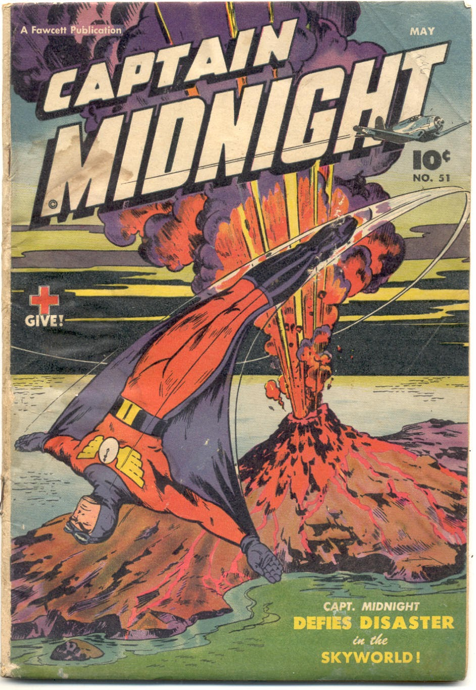 Captain Midnight (1942) 51 Page 1