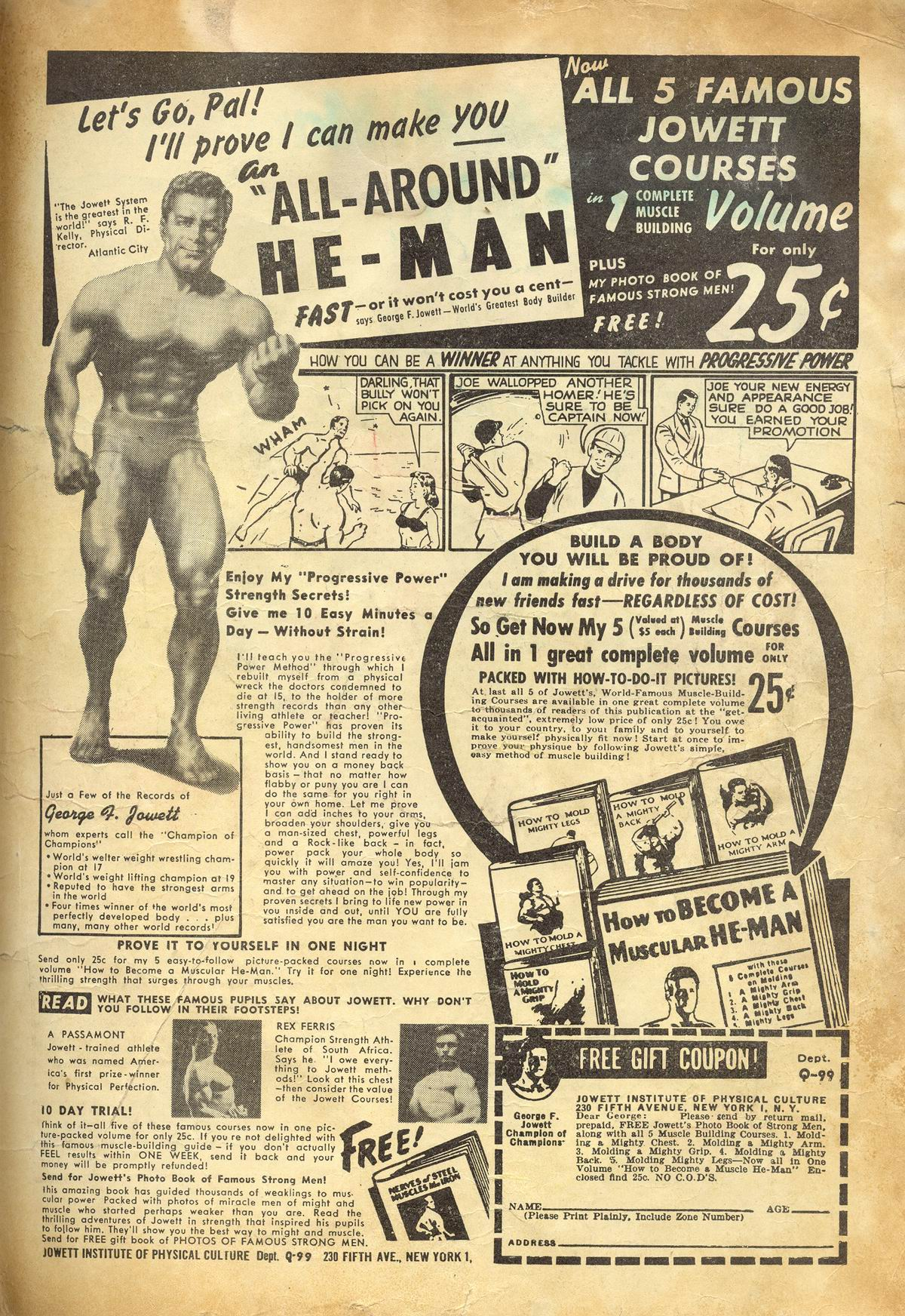 Read online Hit Comics comic -  Issue #60 - 35