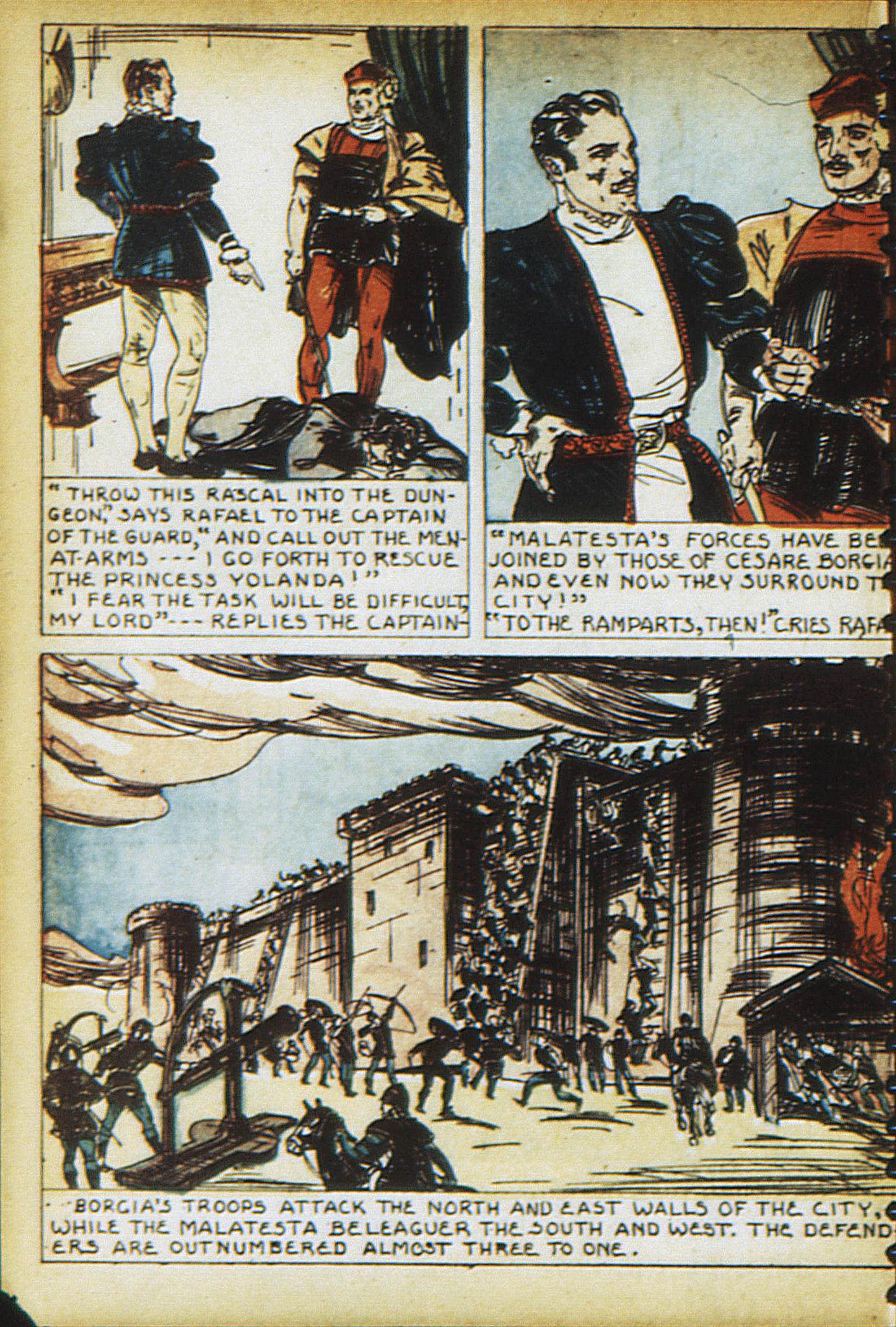 Read online Adventure Comics (1938) comic -  Issue #13 - 52