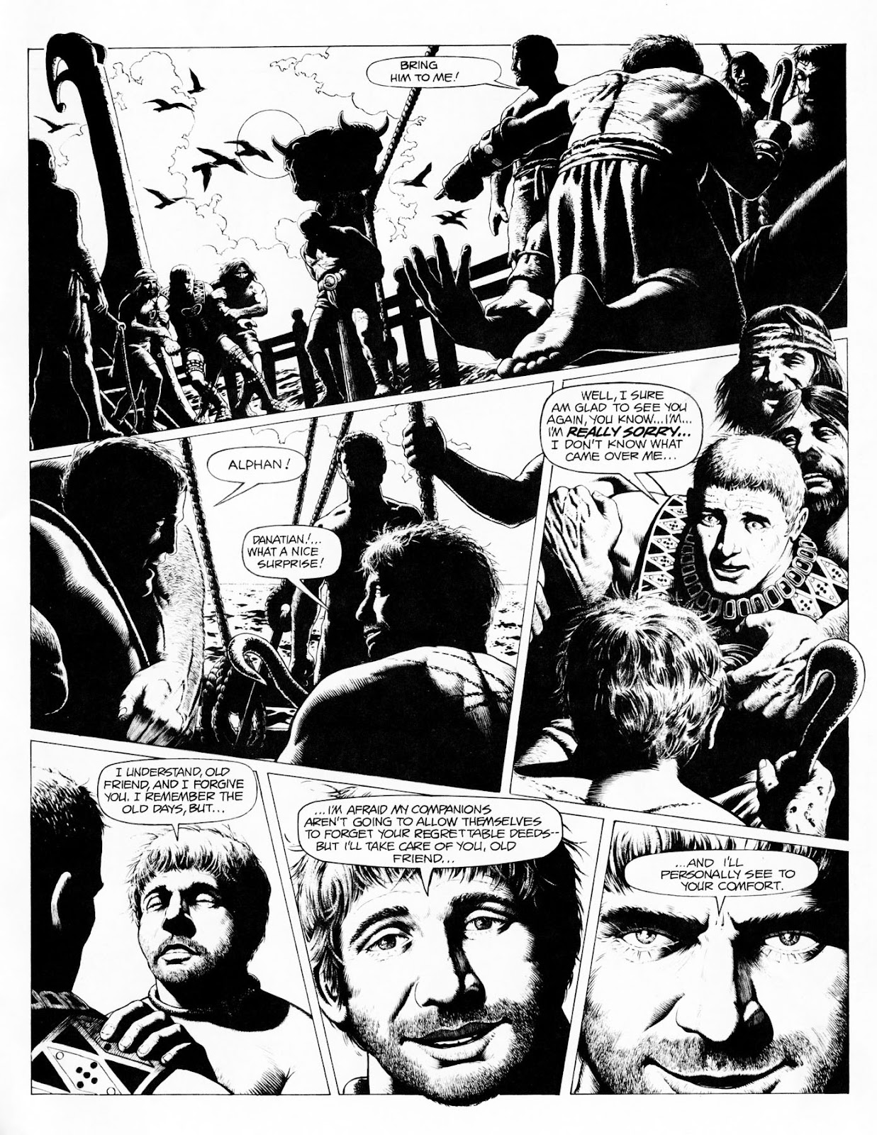 Conquering Armies issue TPB - Page 54
