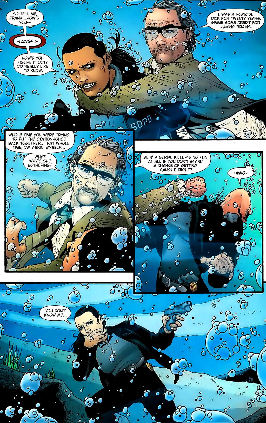 Read online Aquaman (2003) comic -  Issue #31 - 13