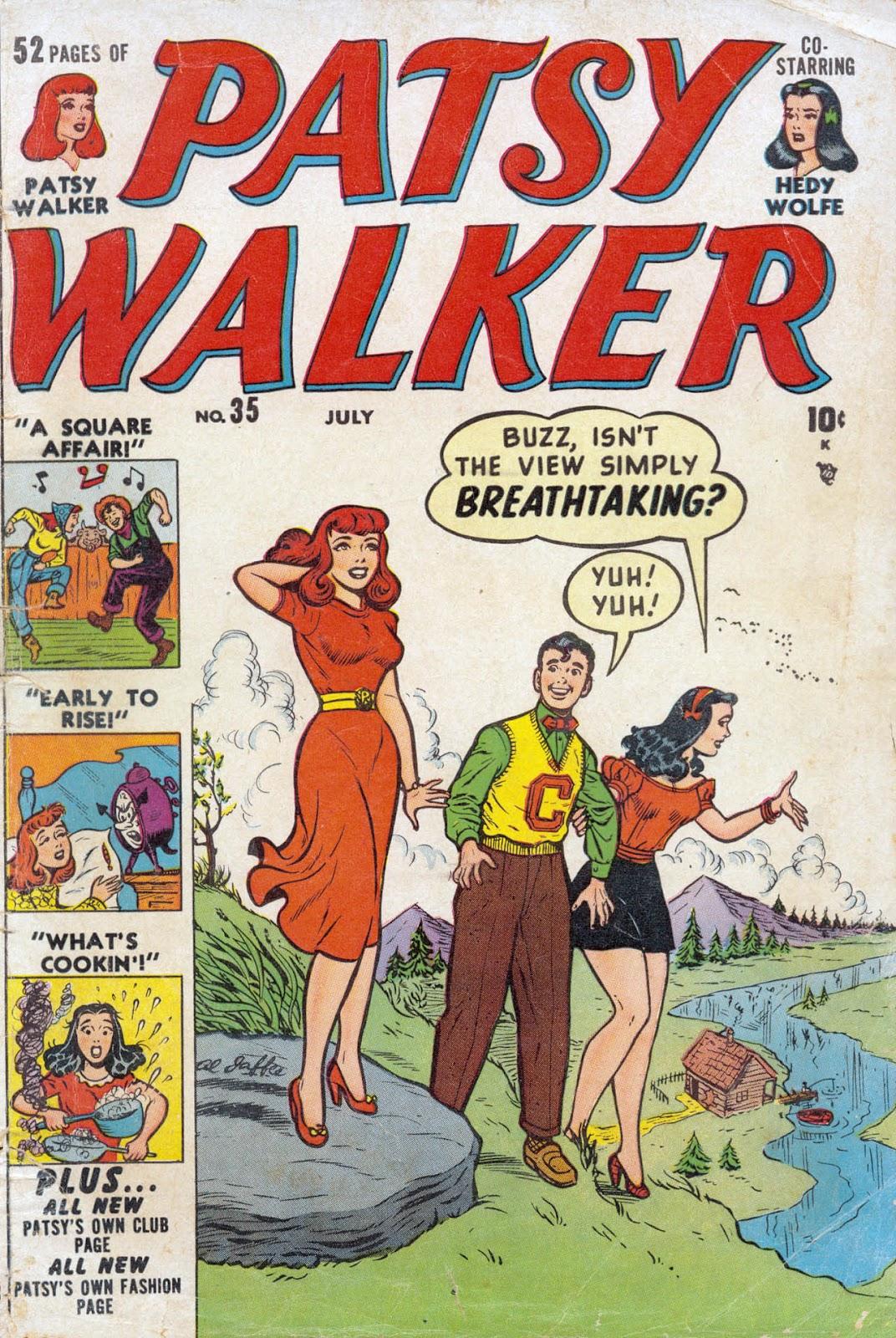 Patsy Walker 35 Page 1