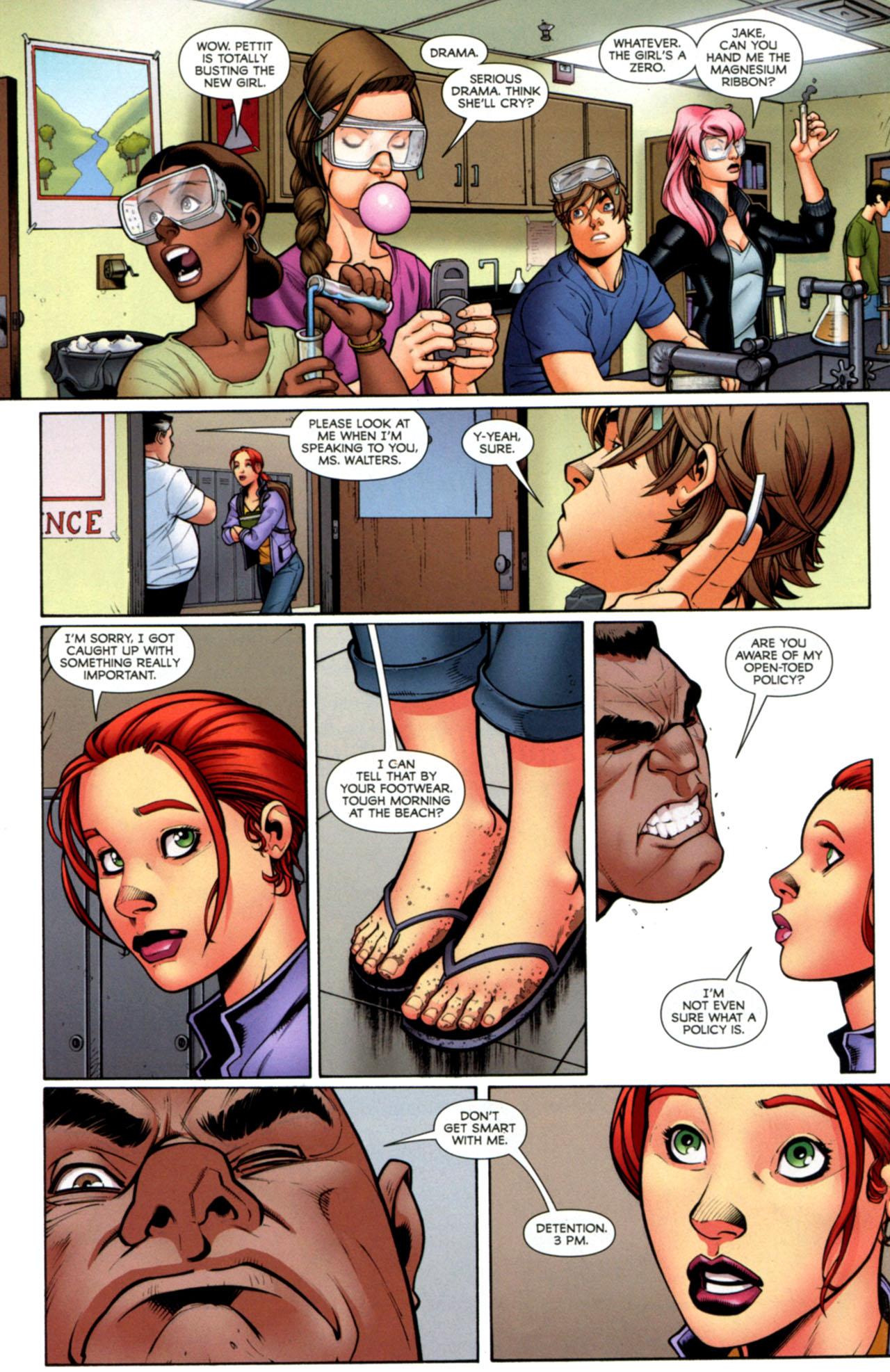Read online She-Hulks comic -  Issue #2 - 6