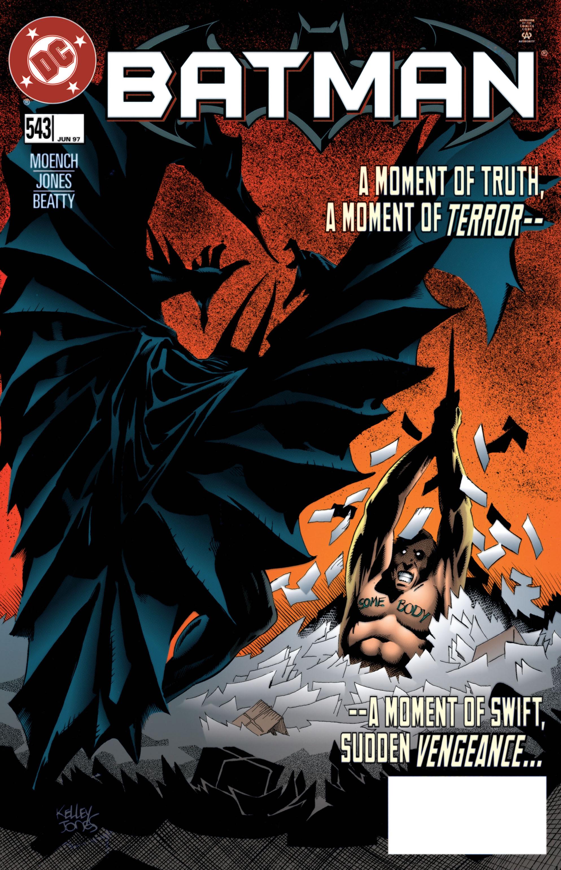 Batman (1940) 543 Page 1