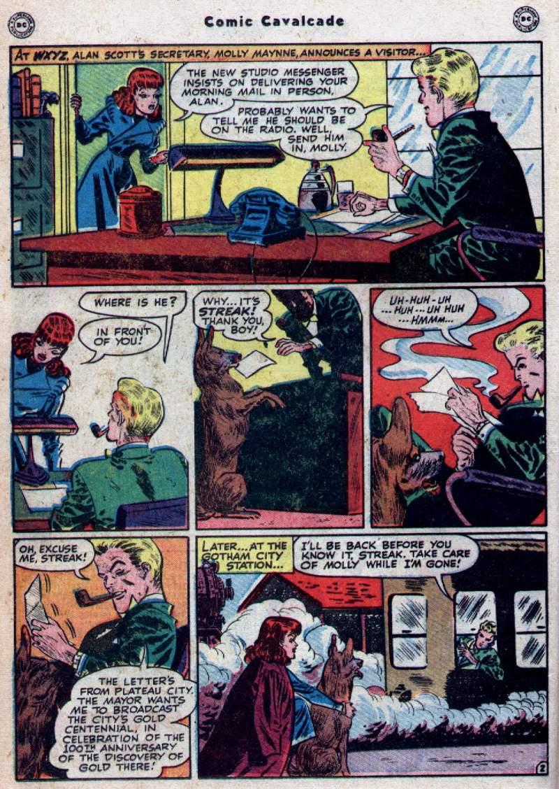 Comic Cavalcade issue 28 - Page 30