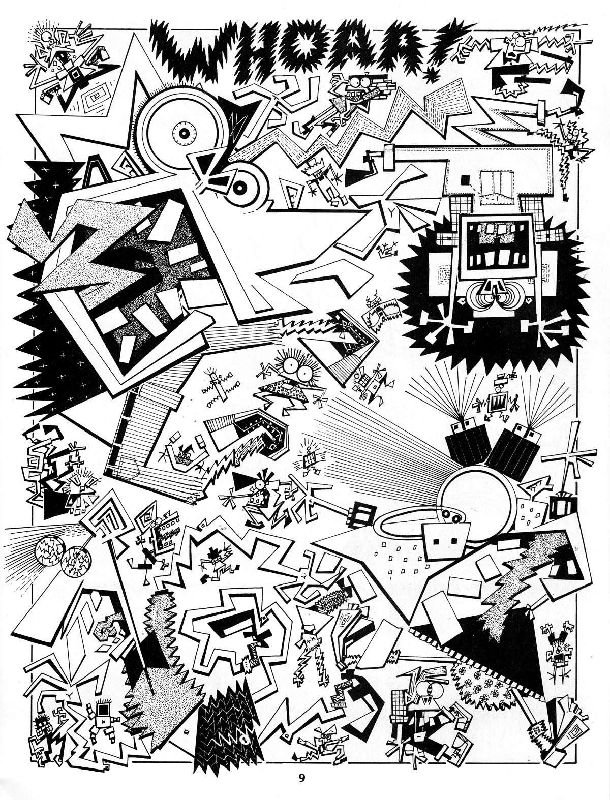 Read online Neat Stuff comic -  Issue #1 - 11