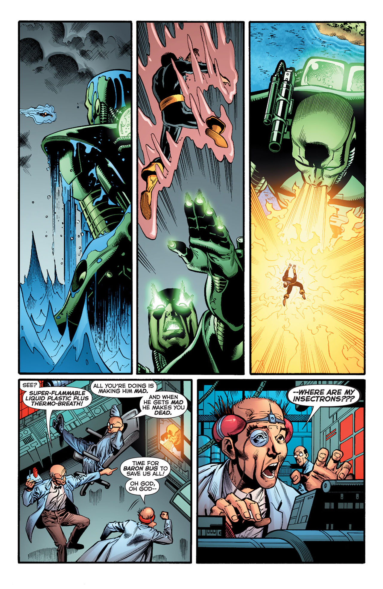 Read online 52 comic -  Issue #46 - 5