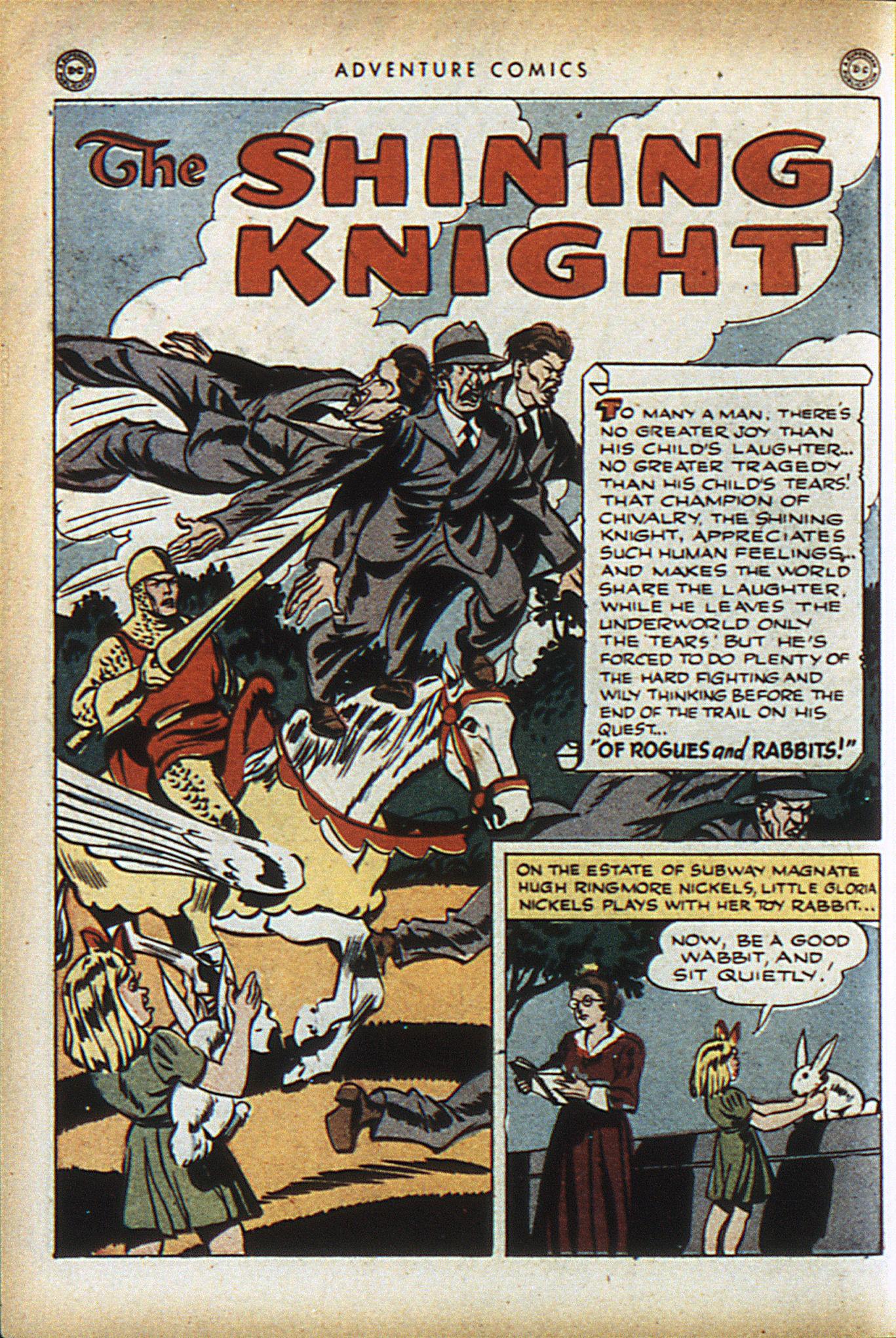 Read online Adventure Comics (1938) comic -  Issue #96 - 15