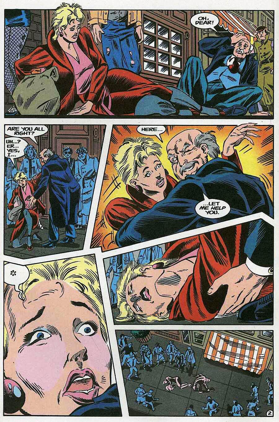 Elementals (1984) issue 19 - Page 4