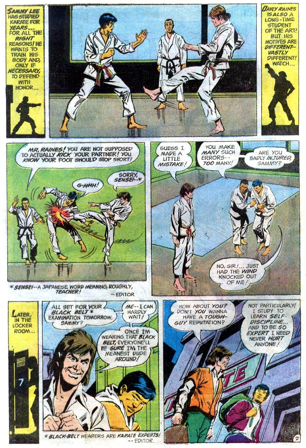Read online Strange Sports Stories (1973) comic -  Issue #2 - 3