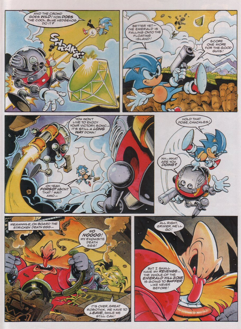 Read online Sonic the Comic comic -  Issue #53 - 4