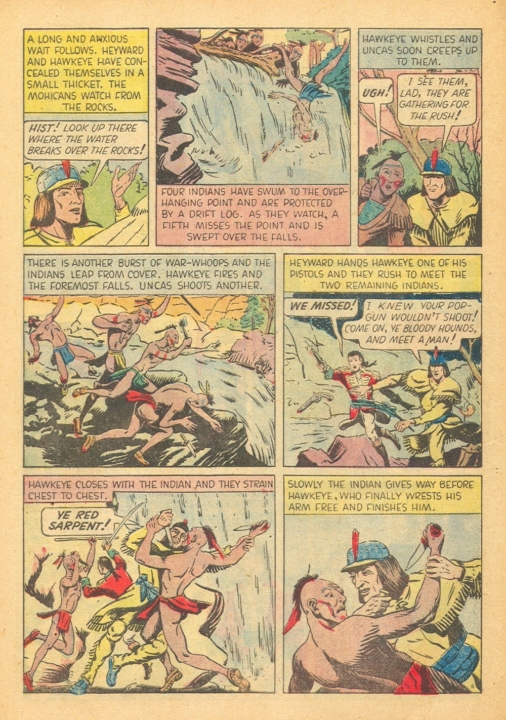 Classics Illustrated issue 4 - Page 12