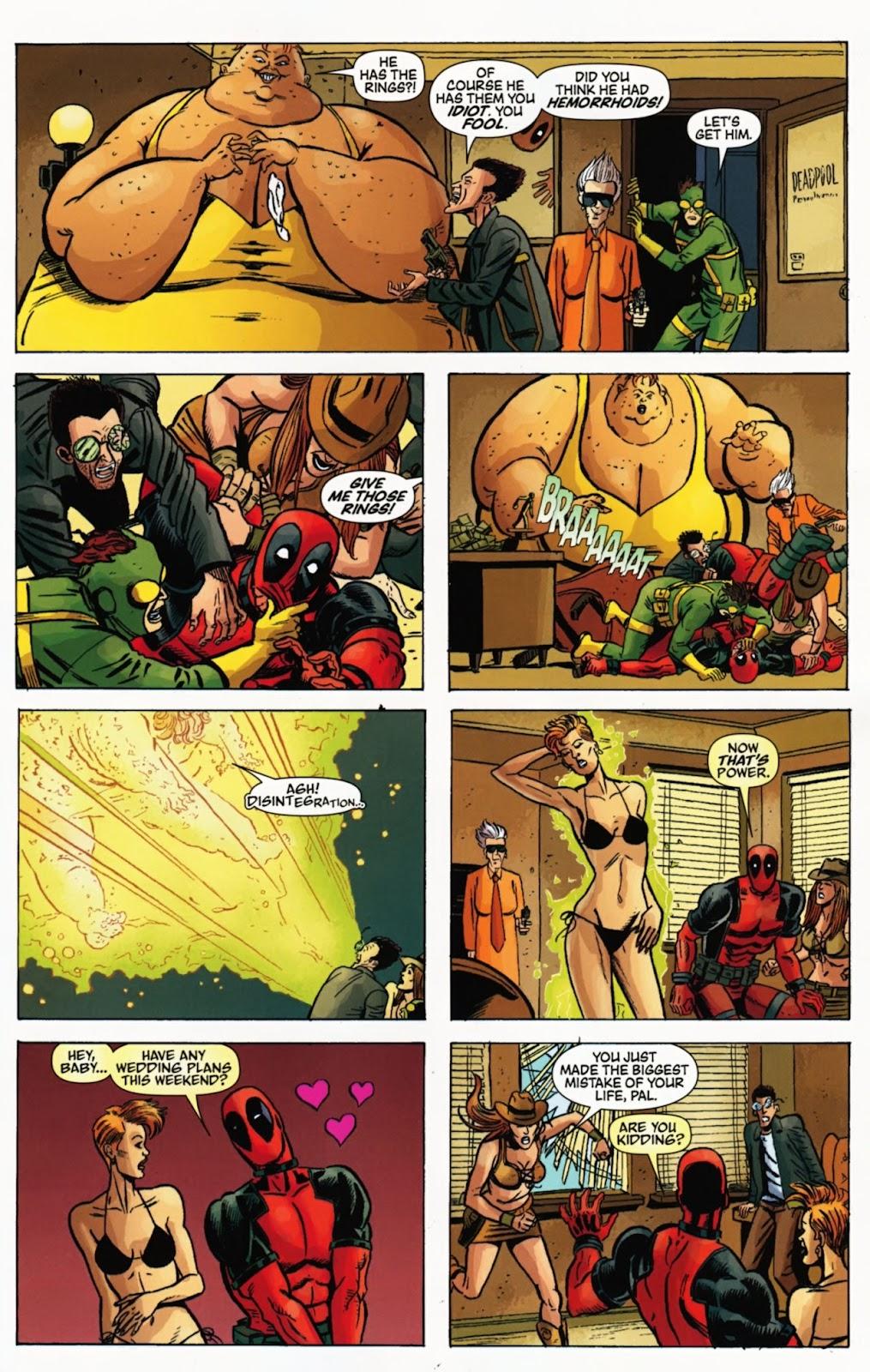Read online Deadpool (2008) comic -  Issue #1000 - 21