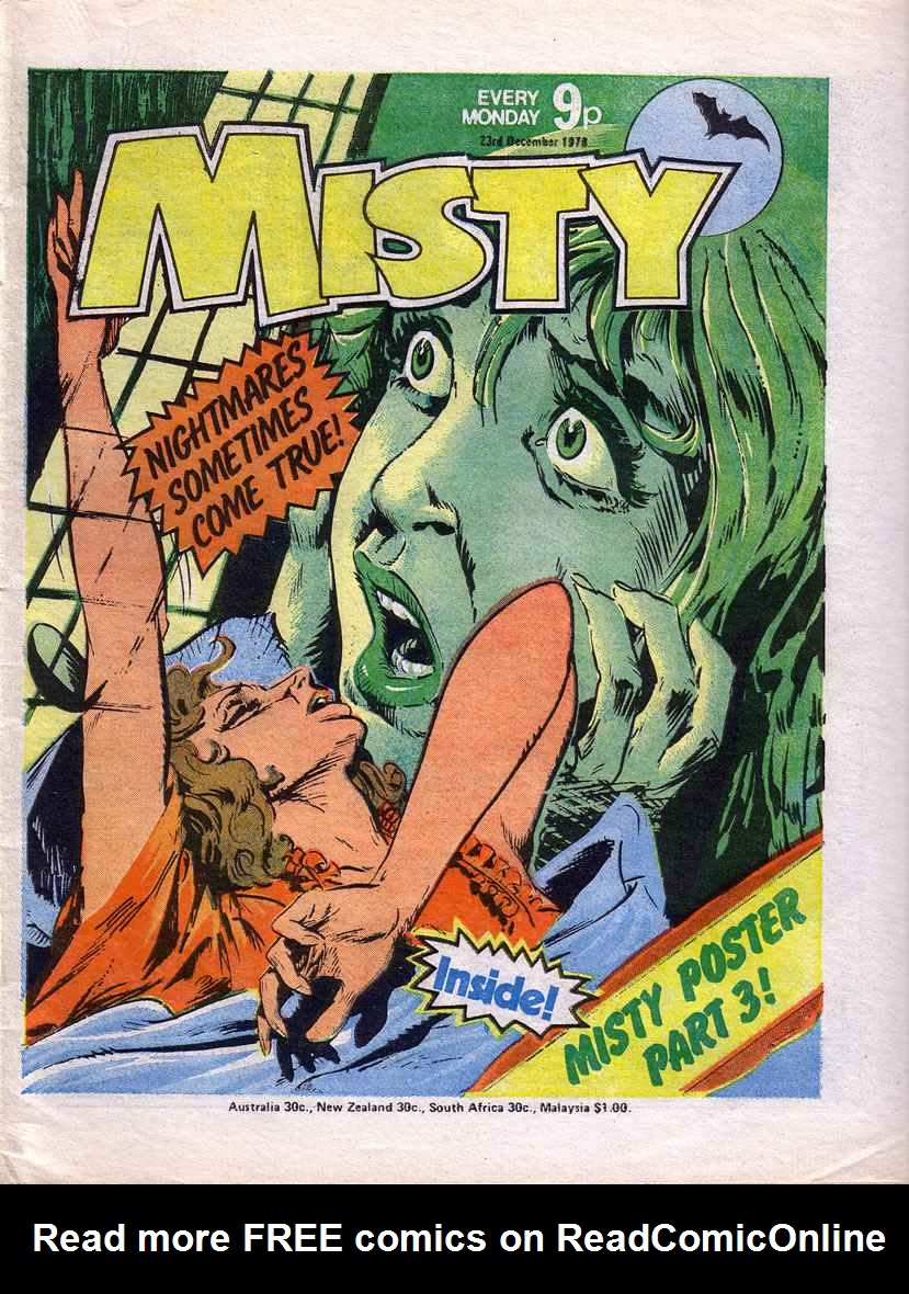 Read online Misty comic -  Issue #47 - 1