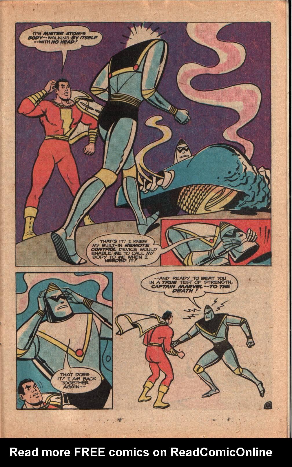 Read online Shazam! (1973) comic -  Issue #33 - 25