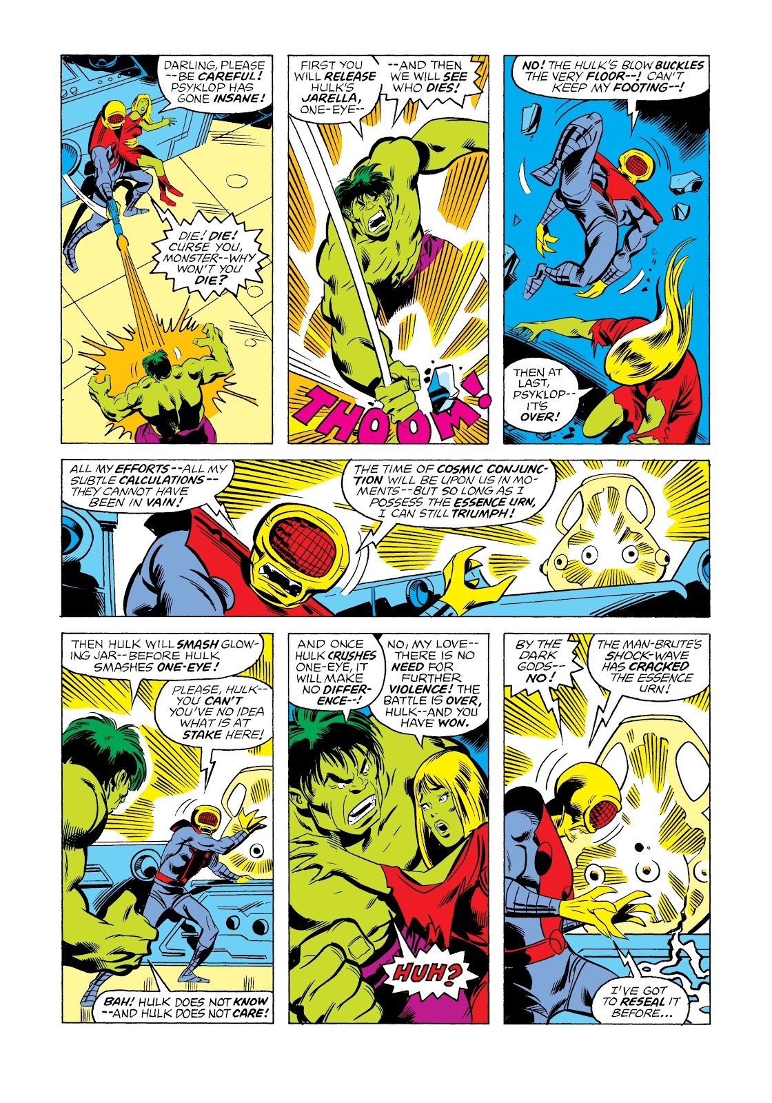 Read online Marvel Masterworks: The Incredible Hulk comic -  Issue # TPB 12 (Part 2) - 69